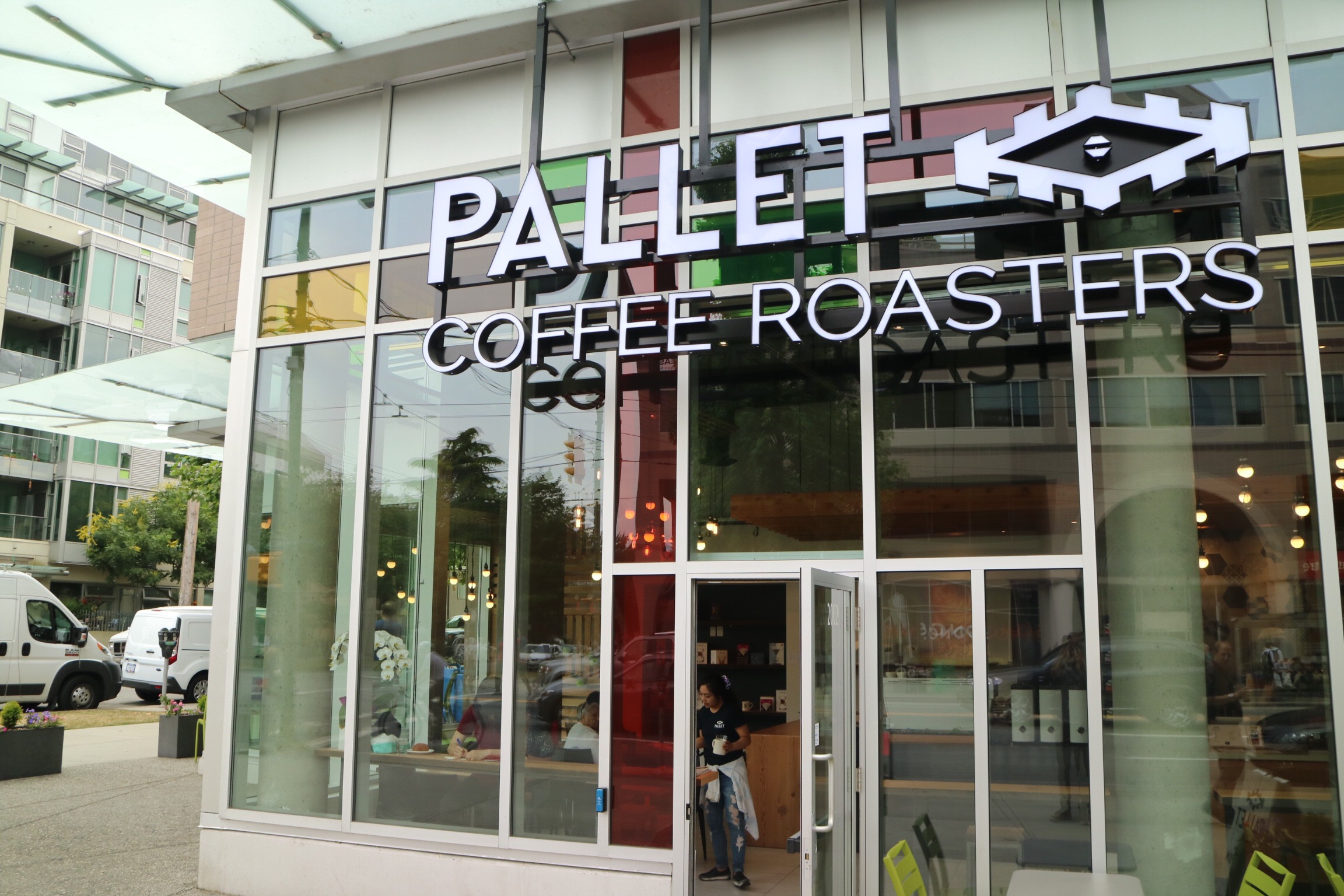 Pallet Coffee Kitsilano