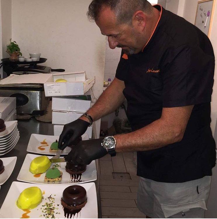 Stefano Cecconi's Private Dinner Party in Rapallo, Italy