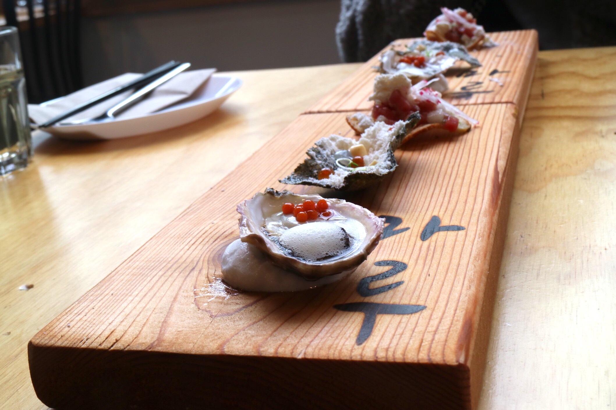 Maru @ Tasting Plates North Vancouver