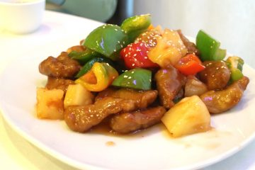 Sweet and Sour Pork, Hoitong