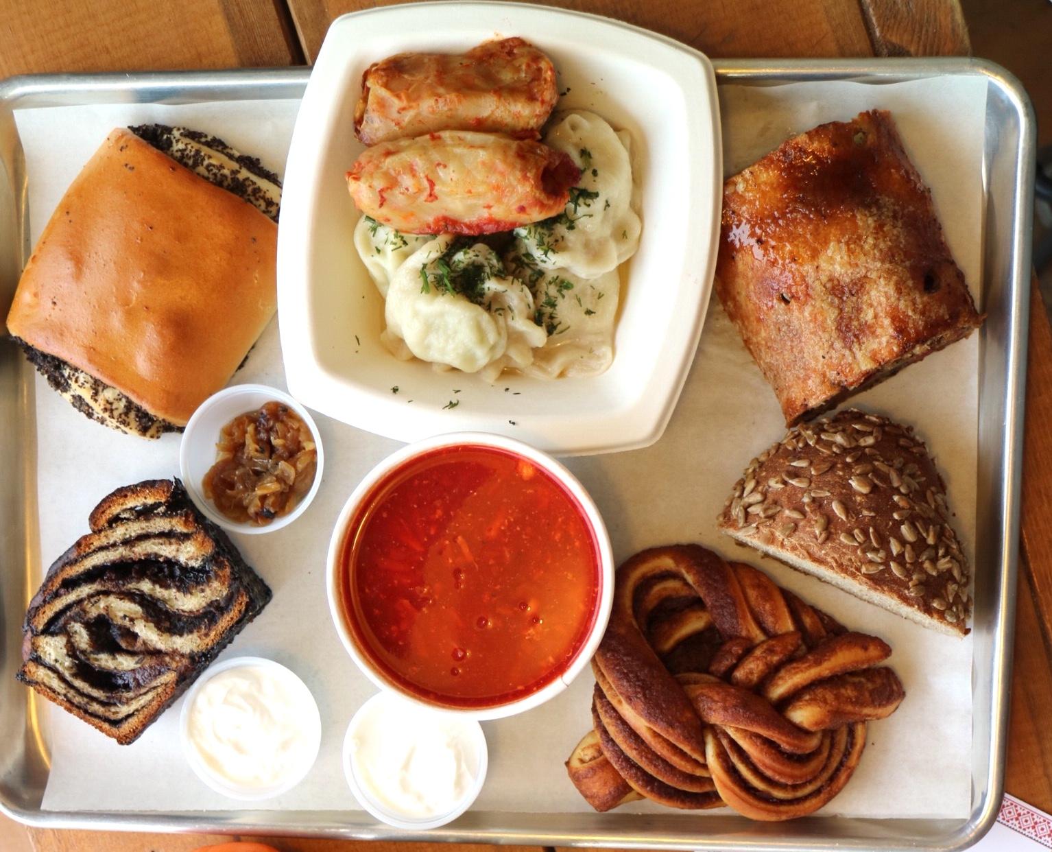 A Delightful Taste Of Ukraine At Solodko Ukrainian Bakery