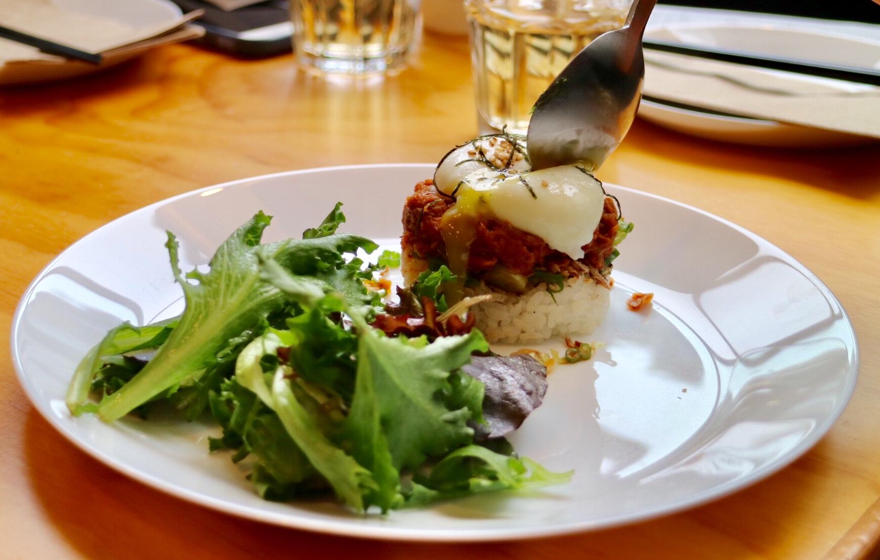 Tasting Plates North Vancouver Brunch