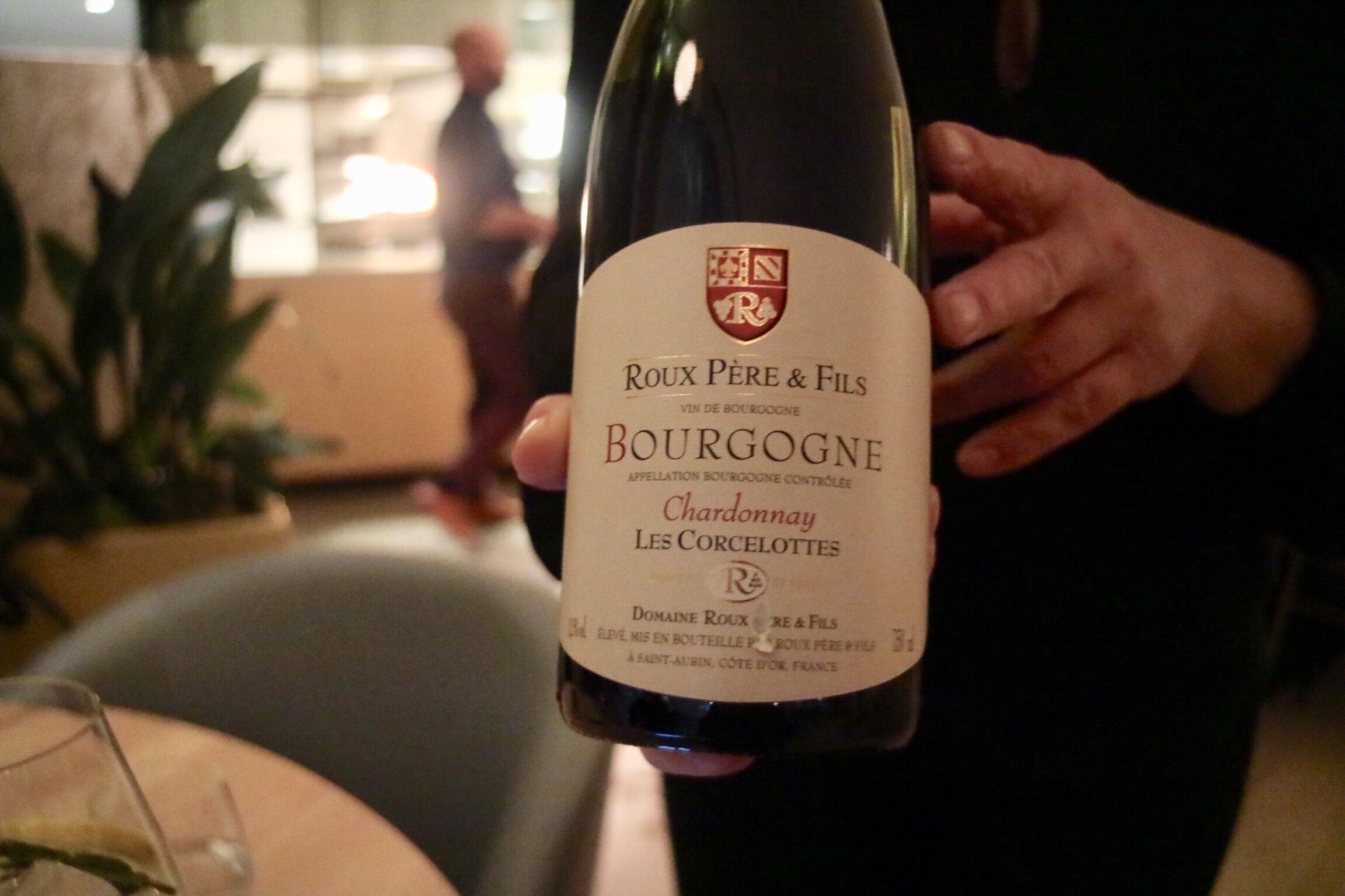 Roux Père & Fils Chardonnay Bourgogne