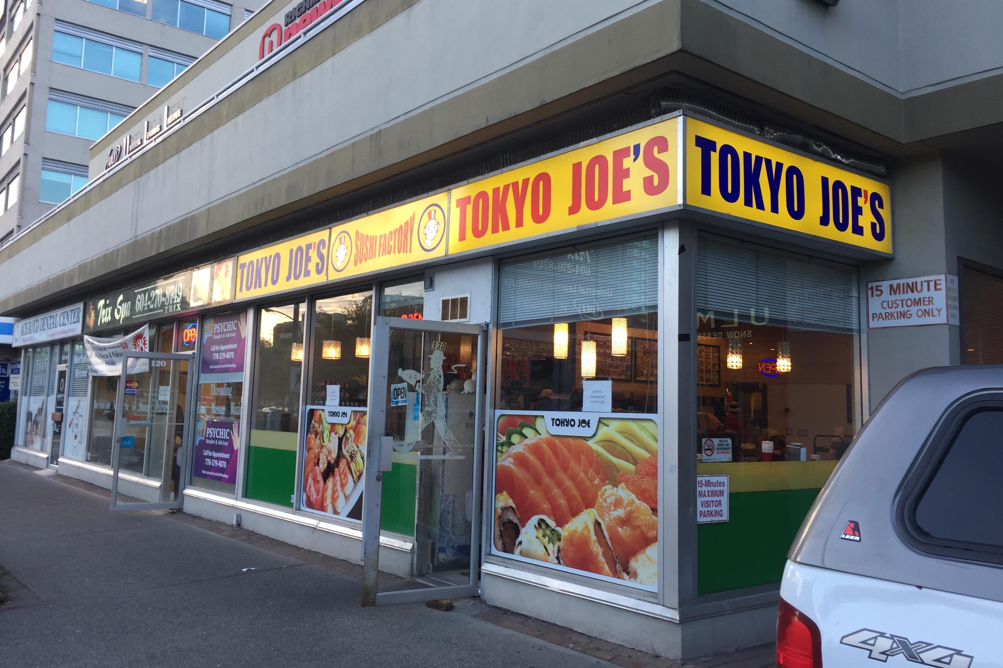 Tokyo Joe Richmond