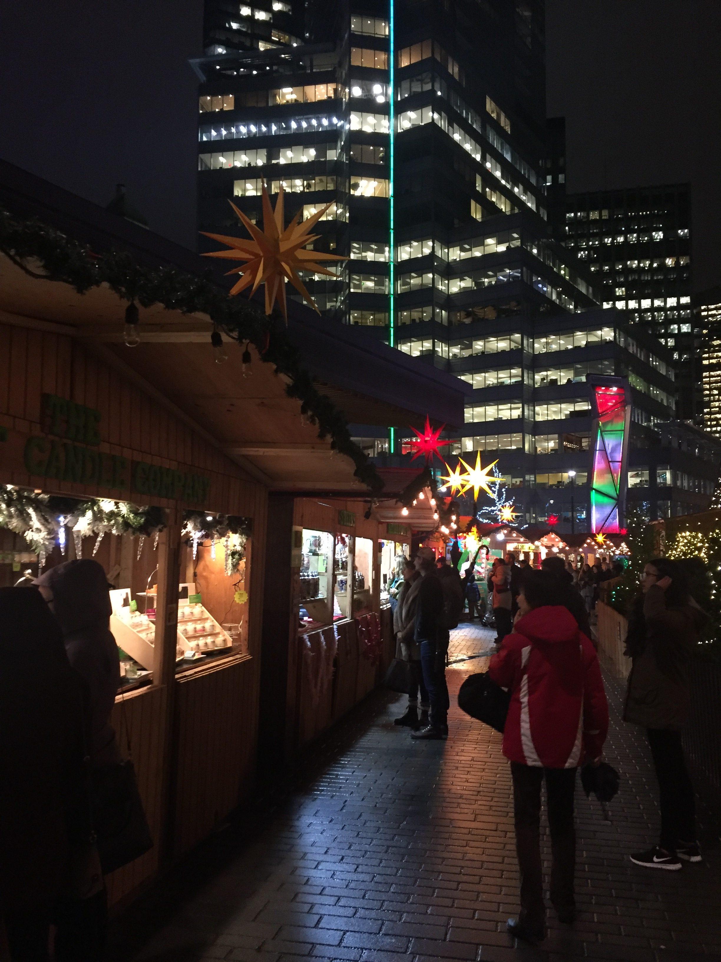 Vancouver Christmas Market Mug.Vancouver Christmas Market 2017 Pickydiners Com