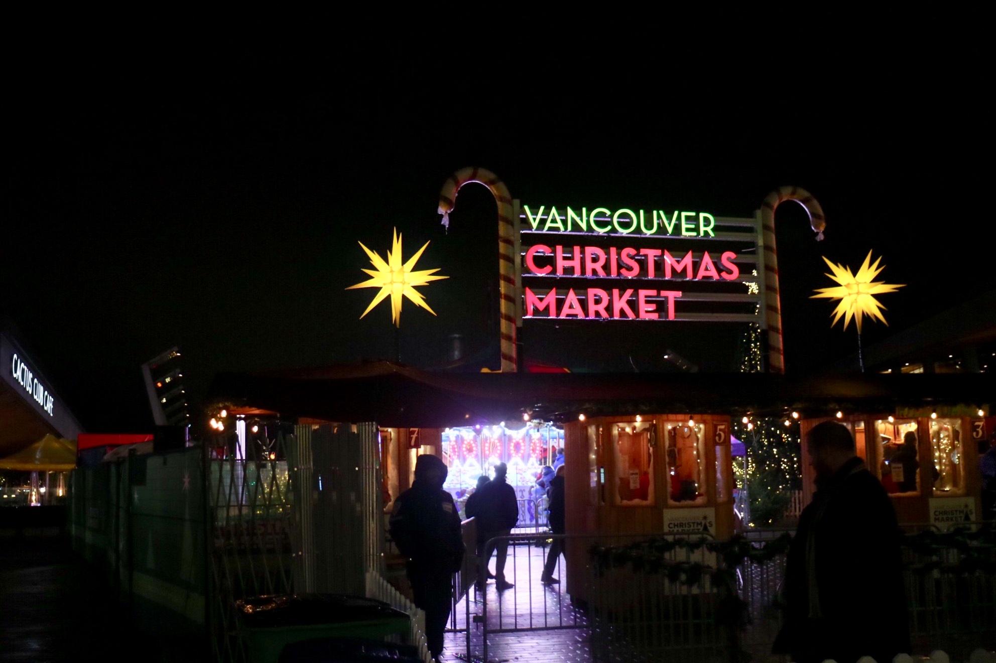 Vancouver Christmas Market.Vancouver Christmas Market 2017 Pickydiners Com