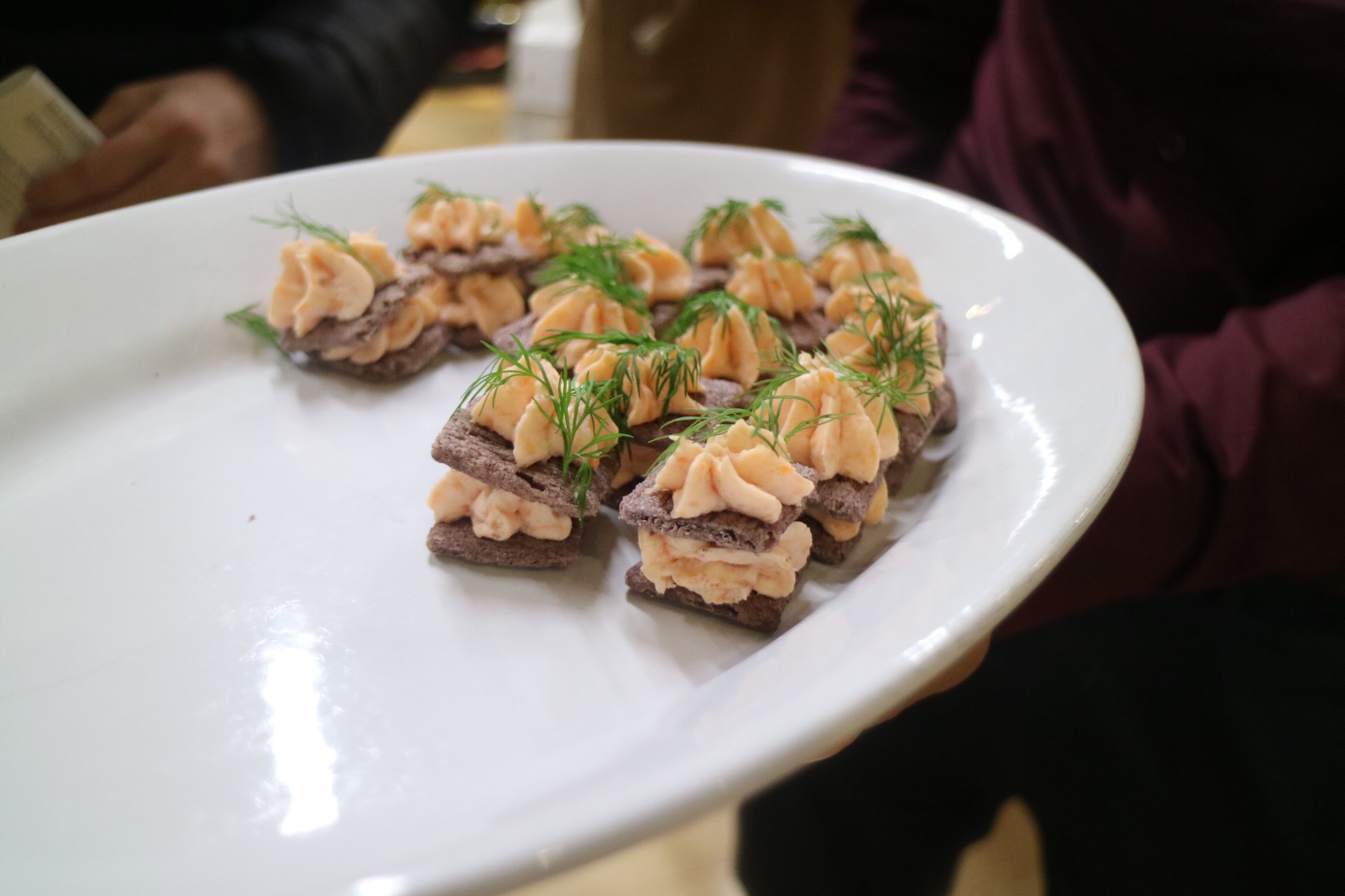 Salmon Mousse @ Meinhardt Fine Foods