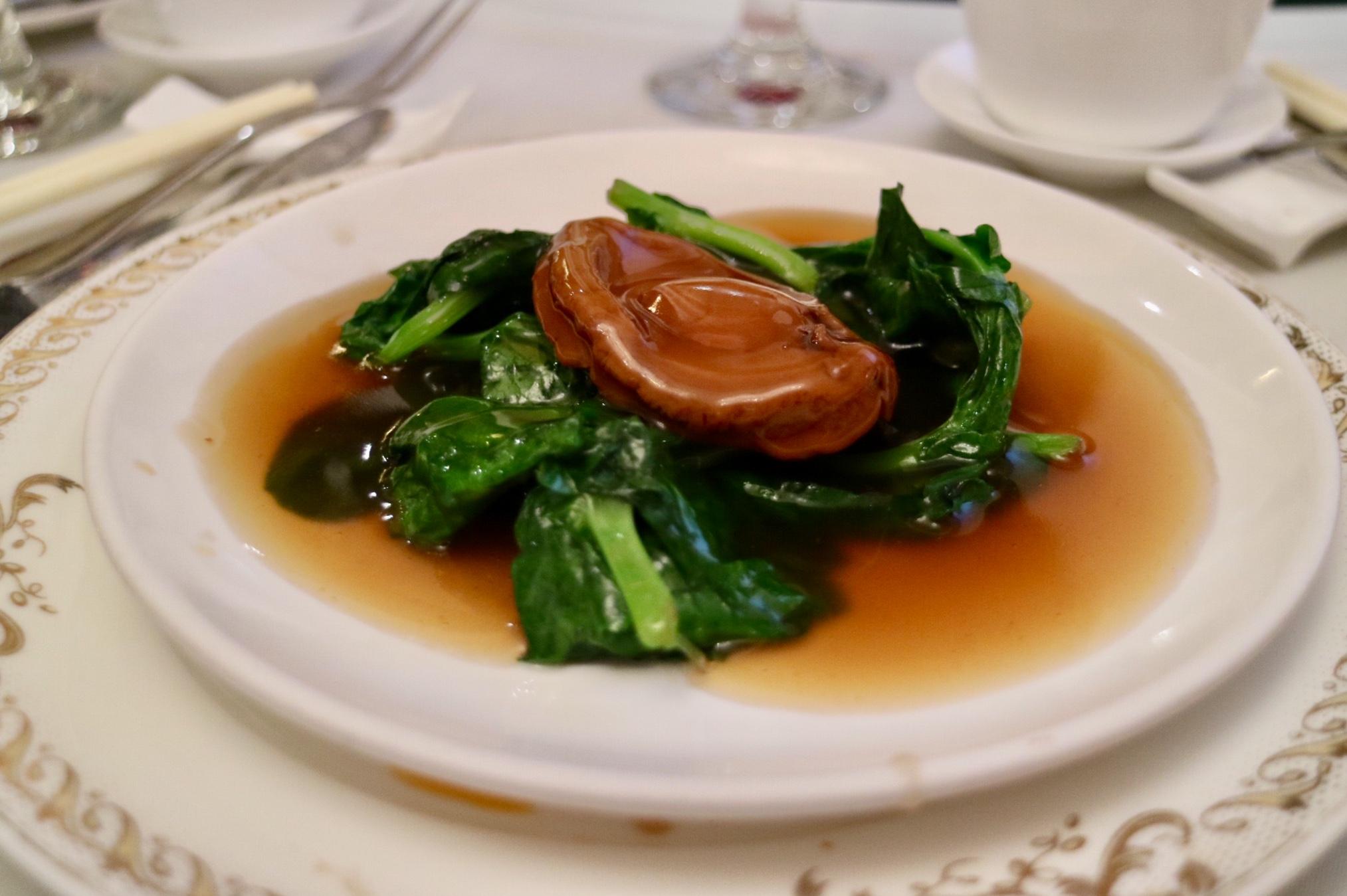 Braised Abalone