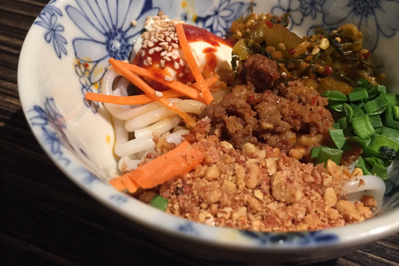 Yunnan Cold Noodle Bowl