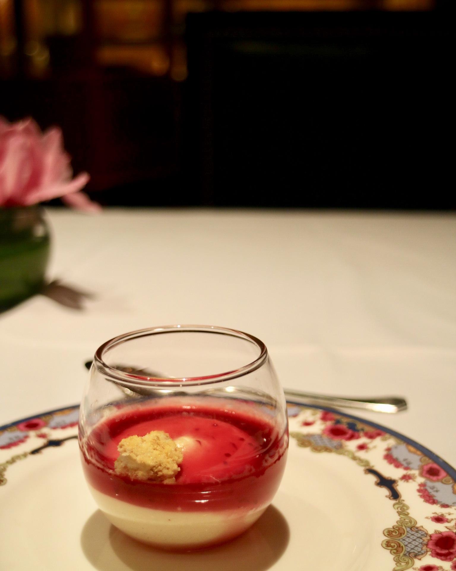 Raspberry & CranberryCremeaux