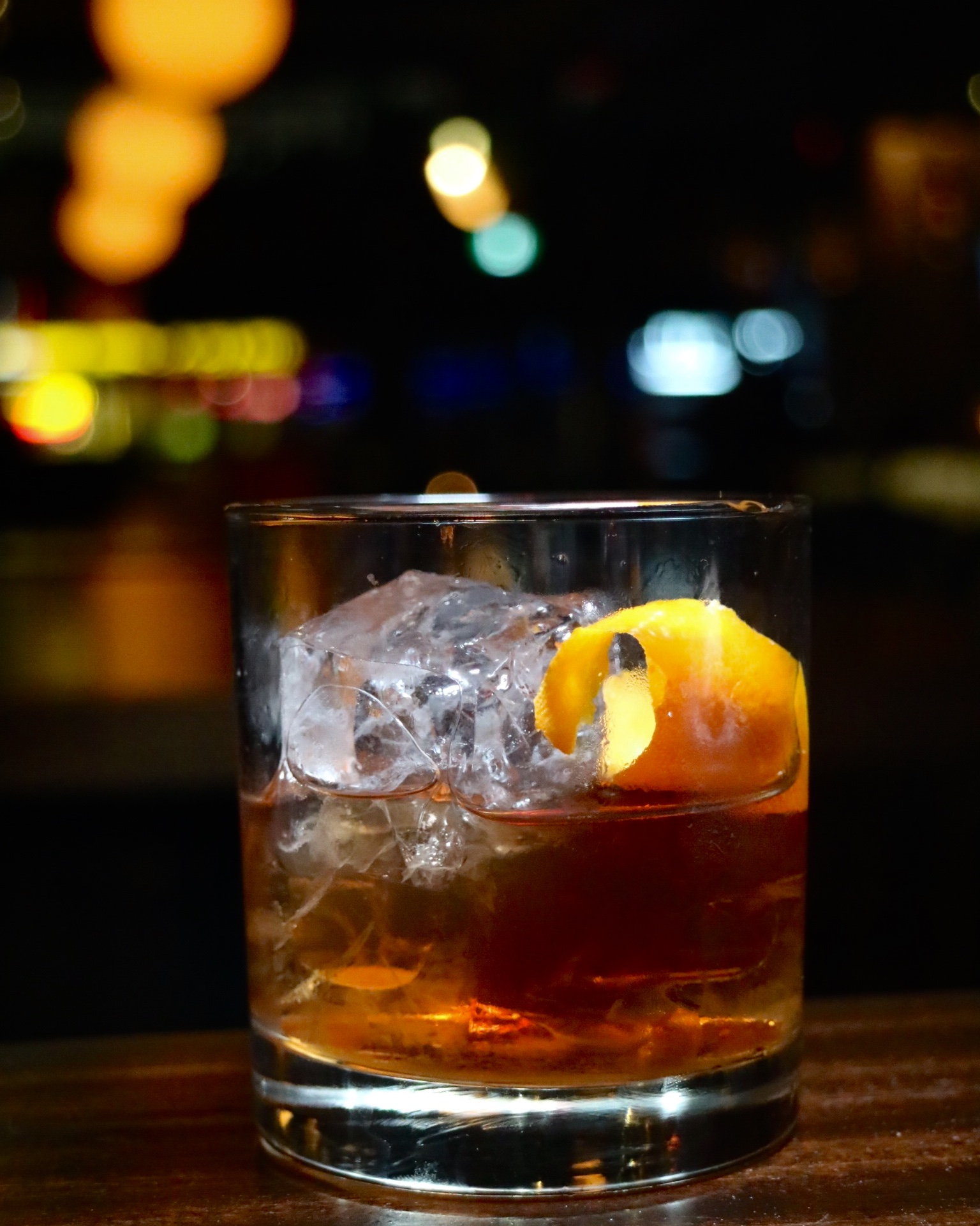 $7 old fashioned on Mondays