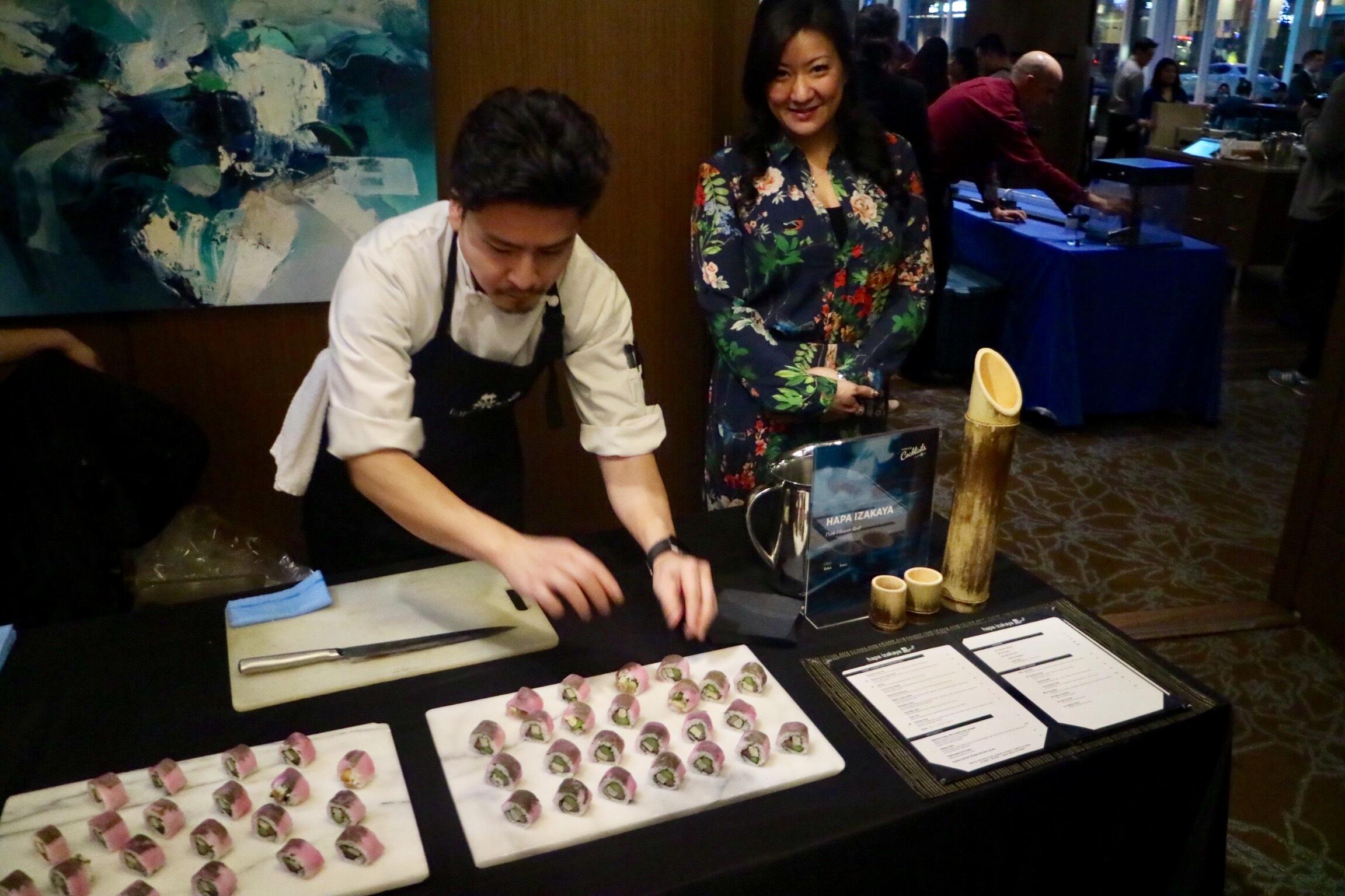 Chef Takayuki Sato