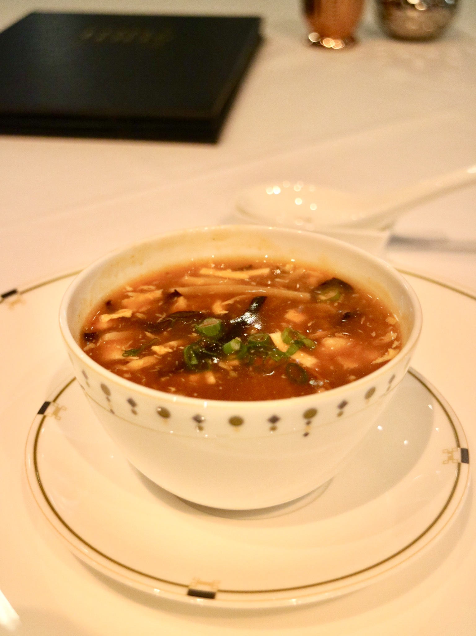 Seafood Hot and Sour Soup
