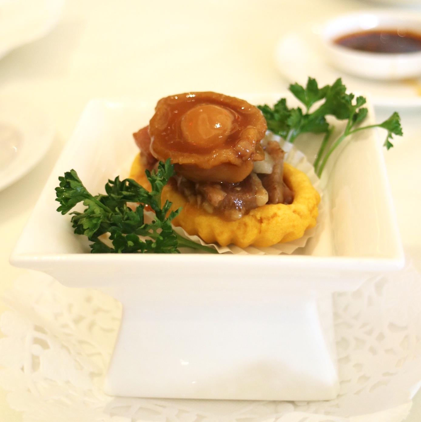 Abalone Tart