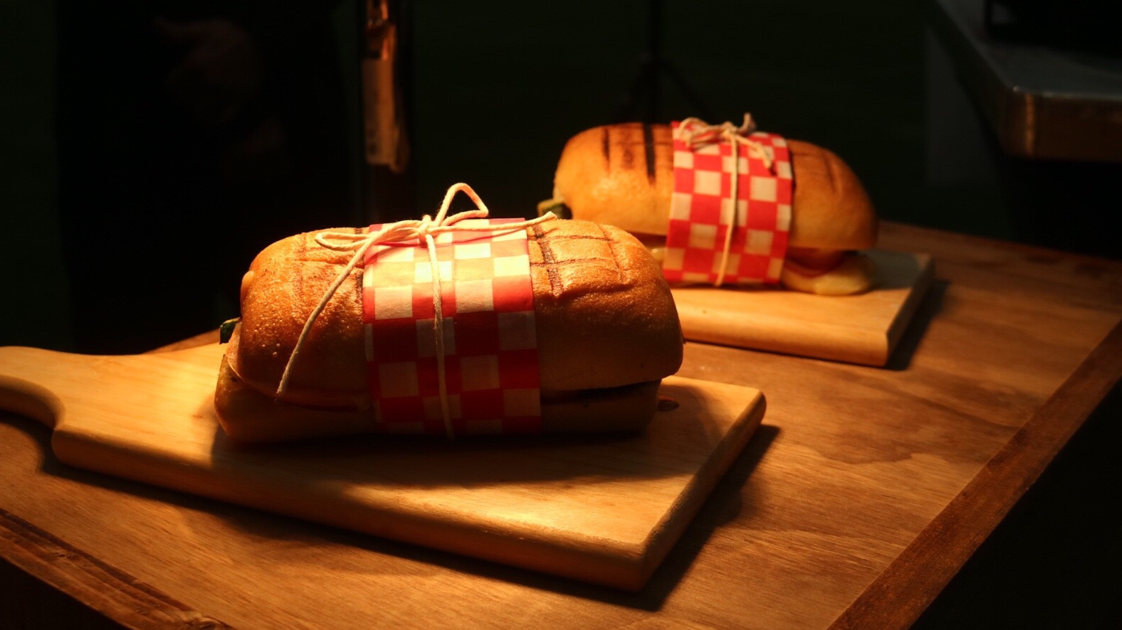 Tuscan Grilled Panini