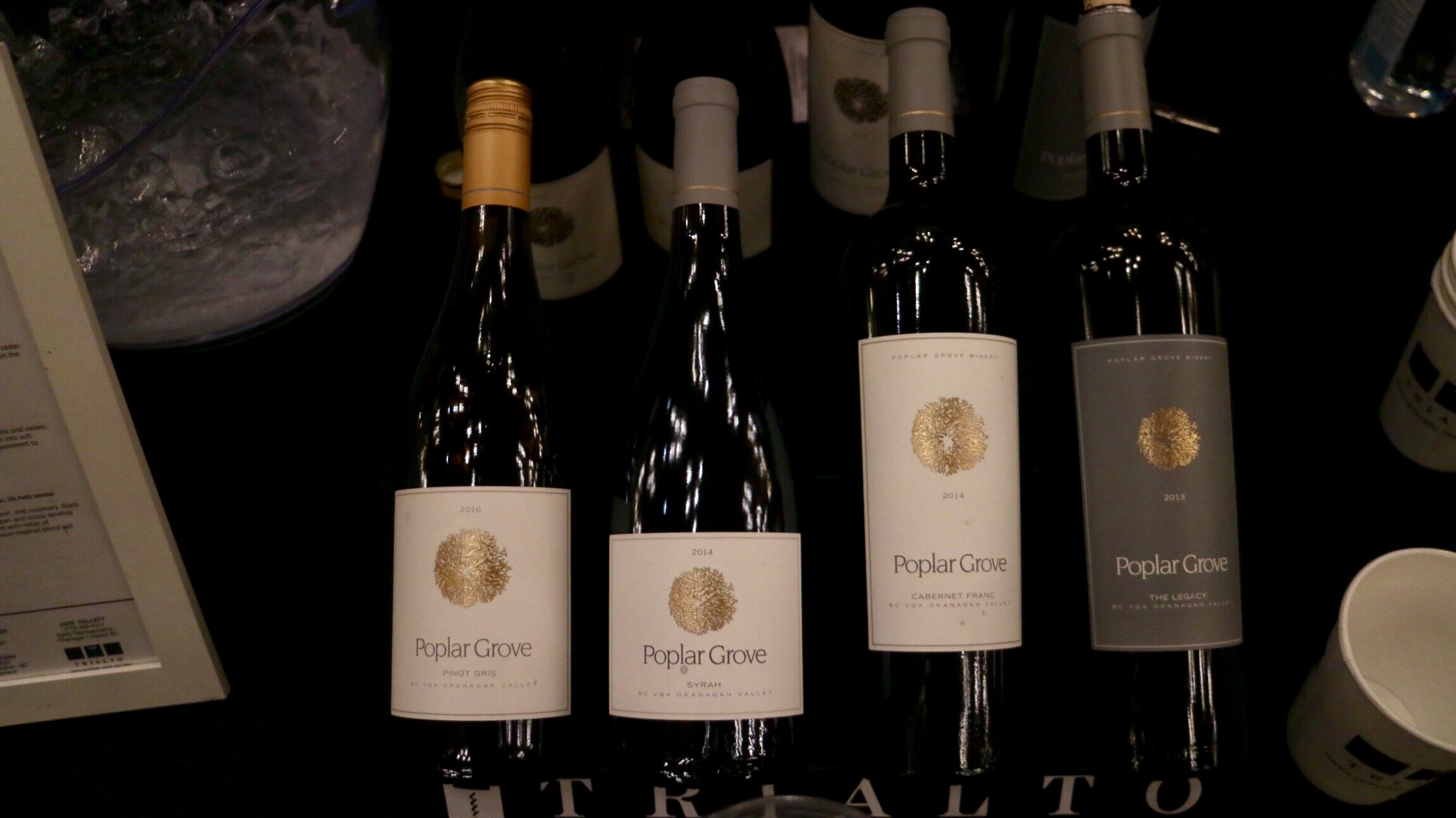 Poplar Grove Wines