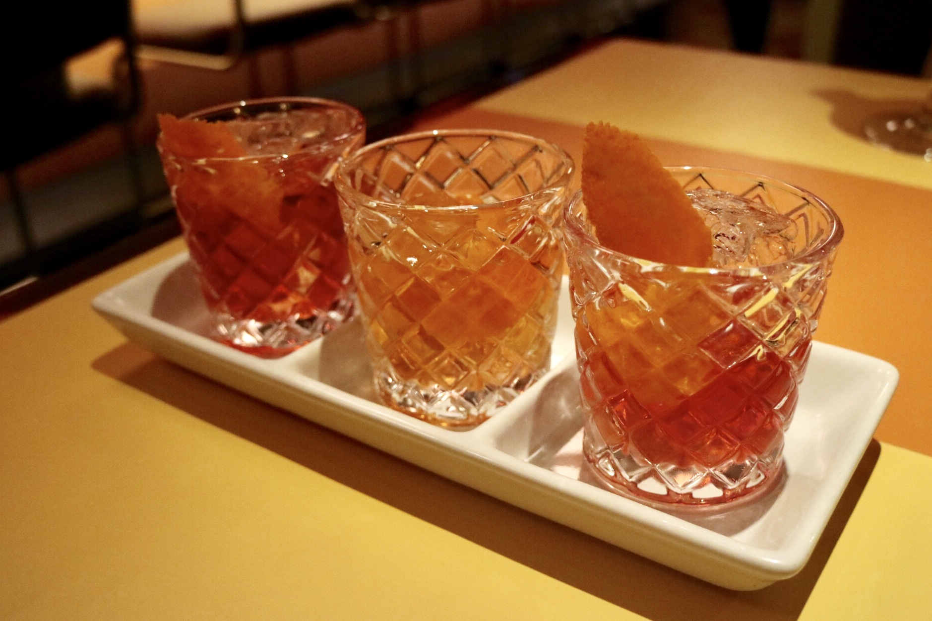 Negroni Flight