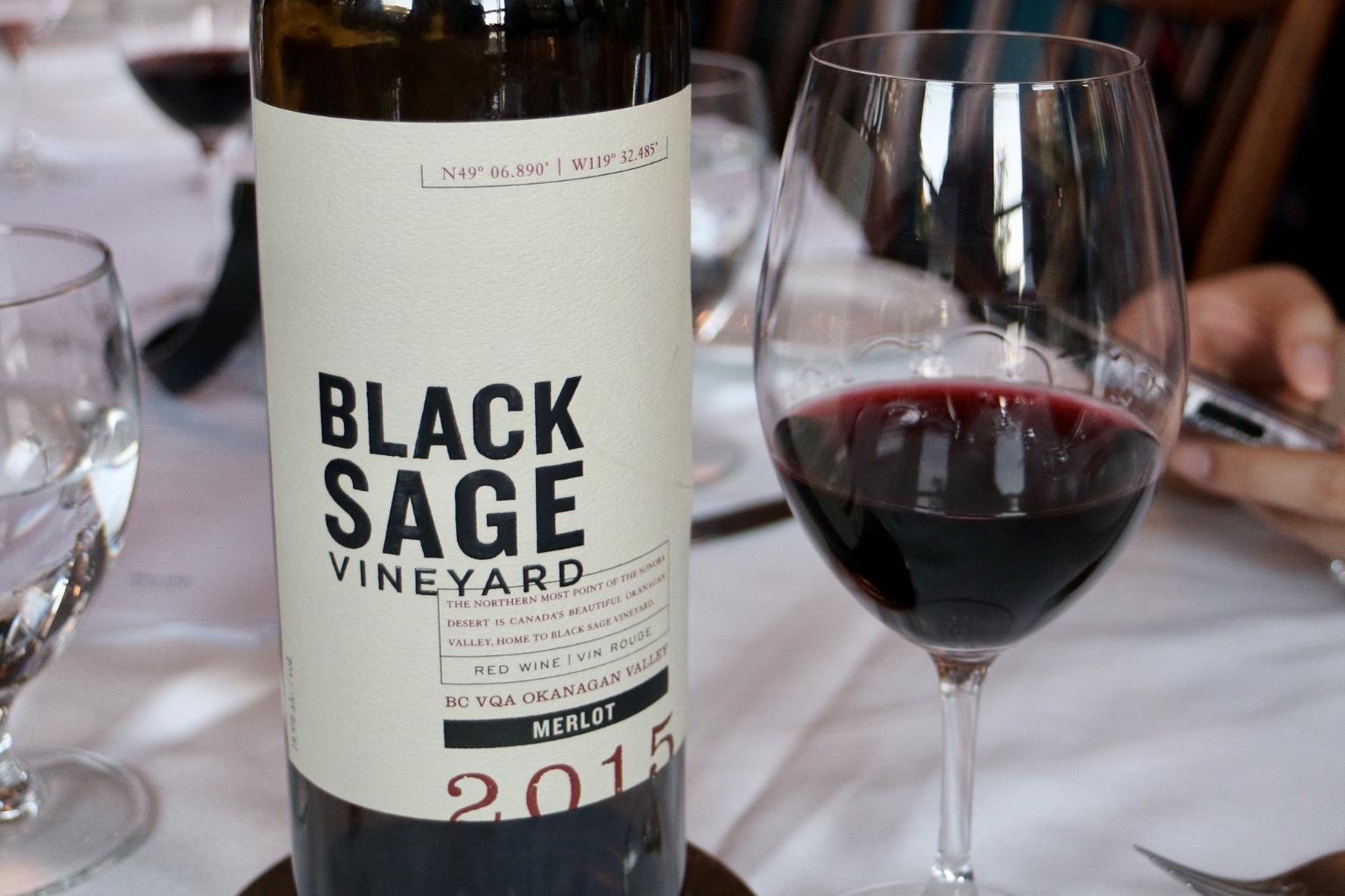 Black Sage Merlot