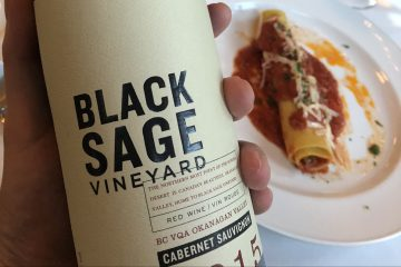 black sage wine pairing water st cafe