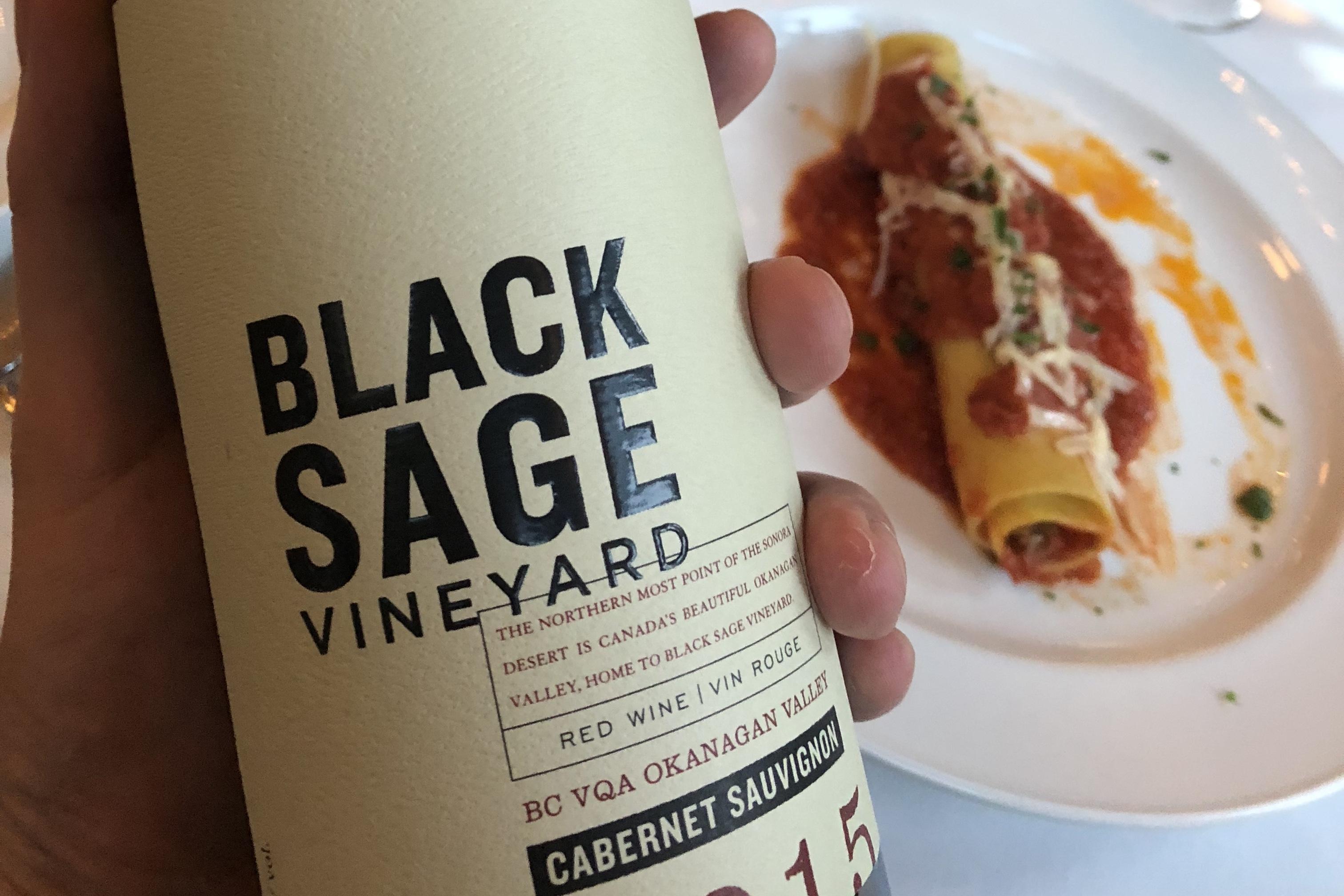 Black Sage Cabernet Sauvignon