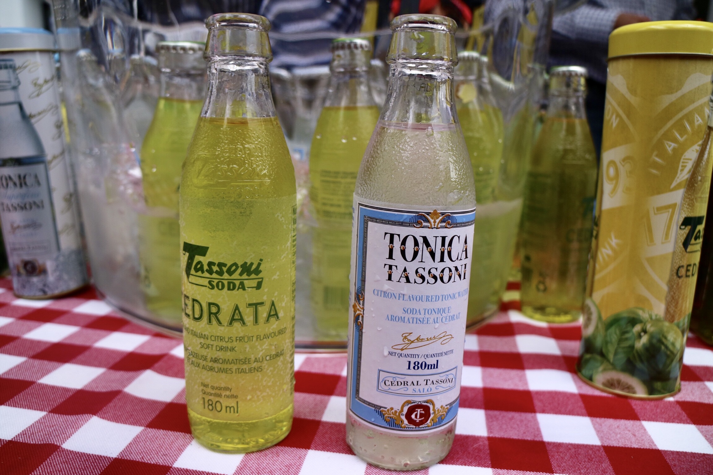 Citrus Soda and Tonic Water from CEDRATA TASSONI,