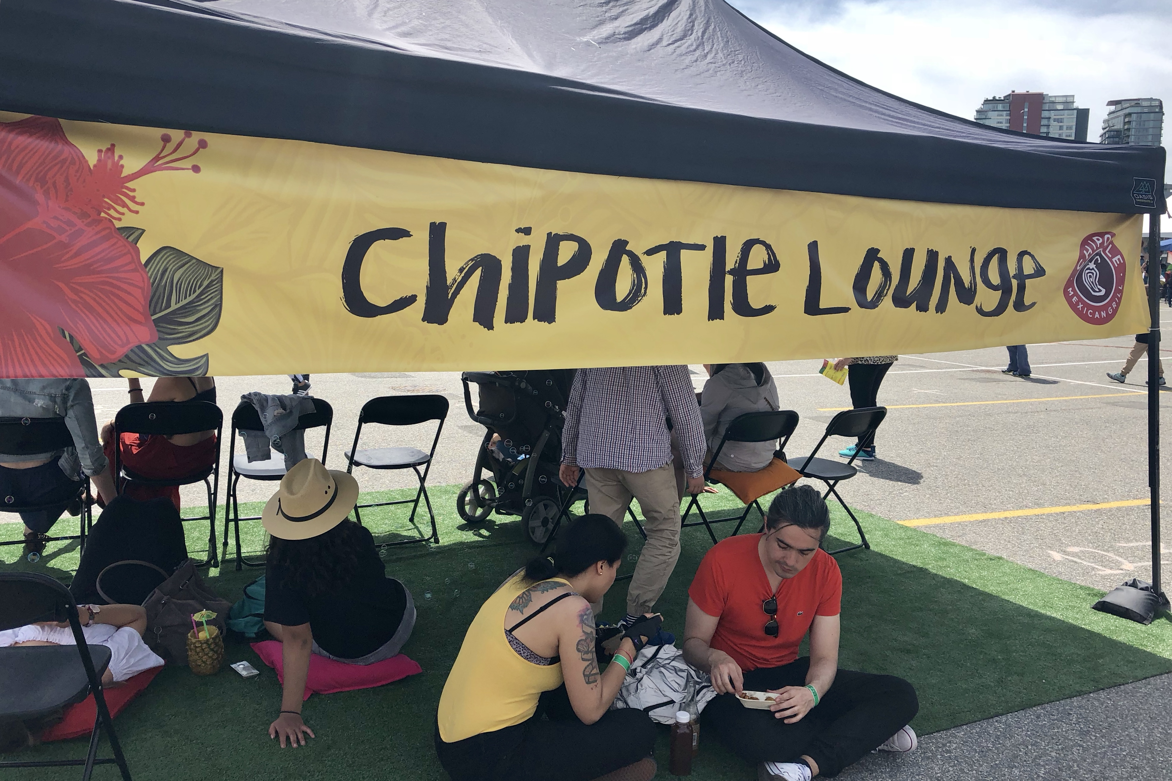 Chipotle Lounge