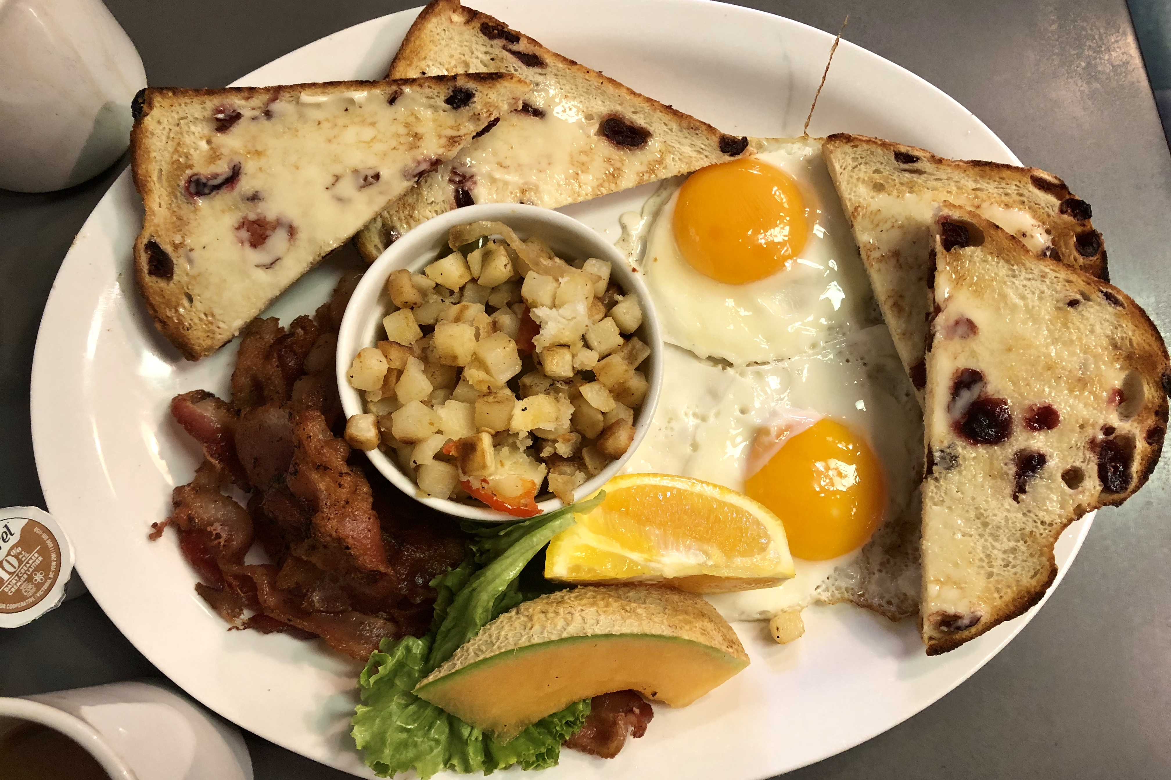 Classic 2-Egg Breakfast