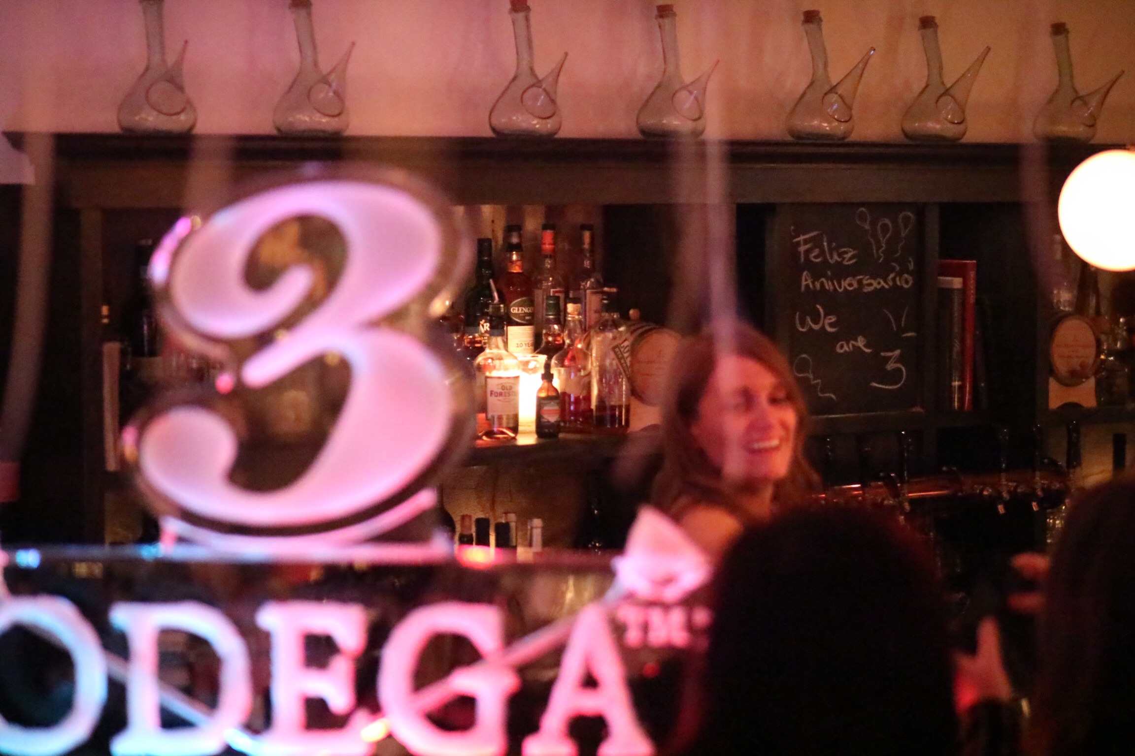 3-Year Anniversary Party at Bogeda on Main