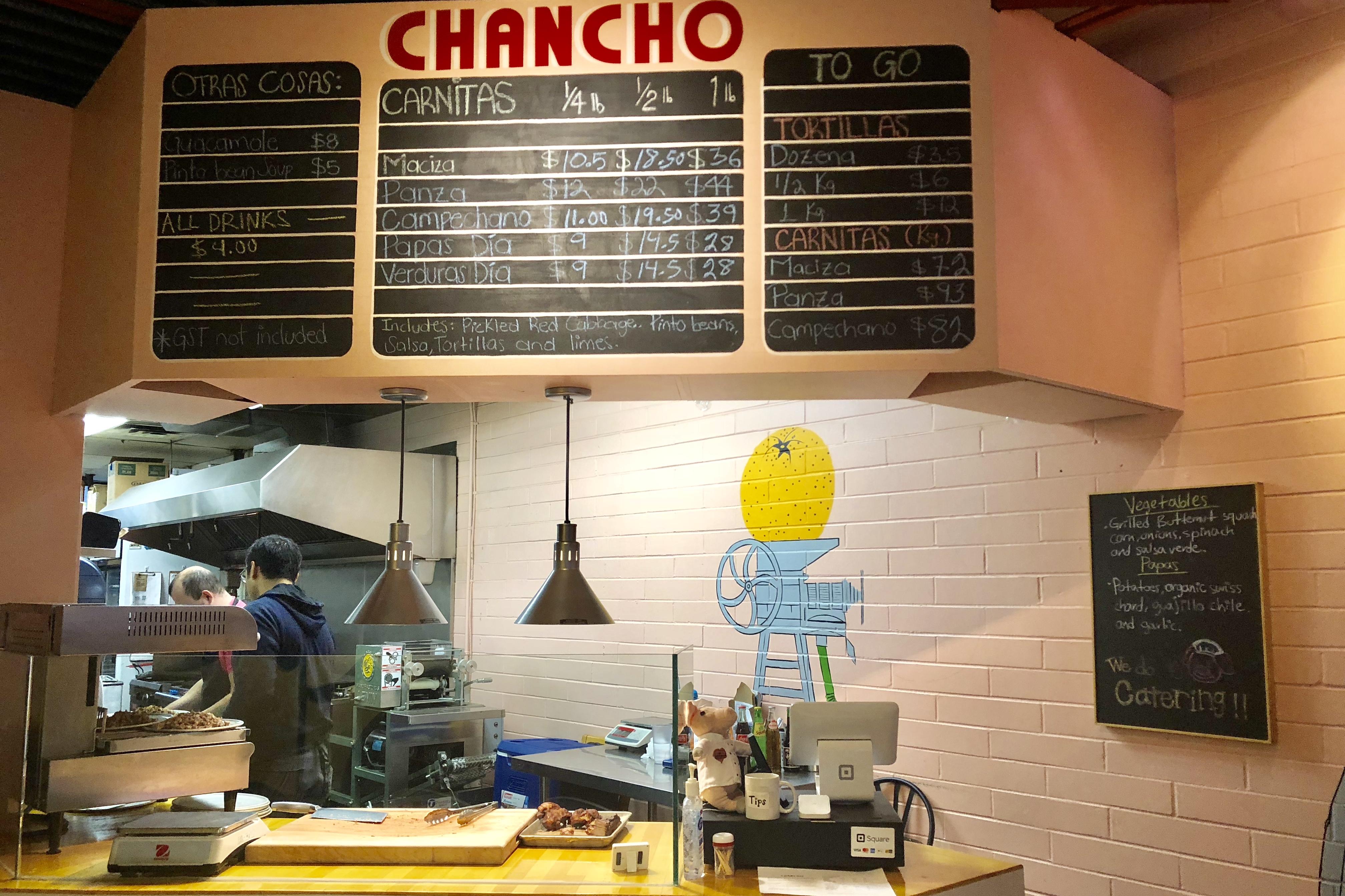 Chancho Taqueria