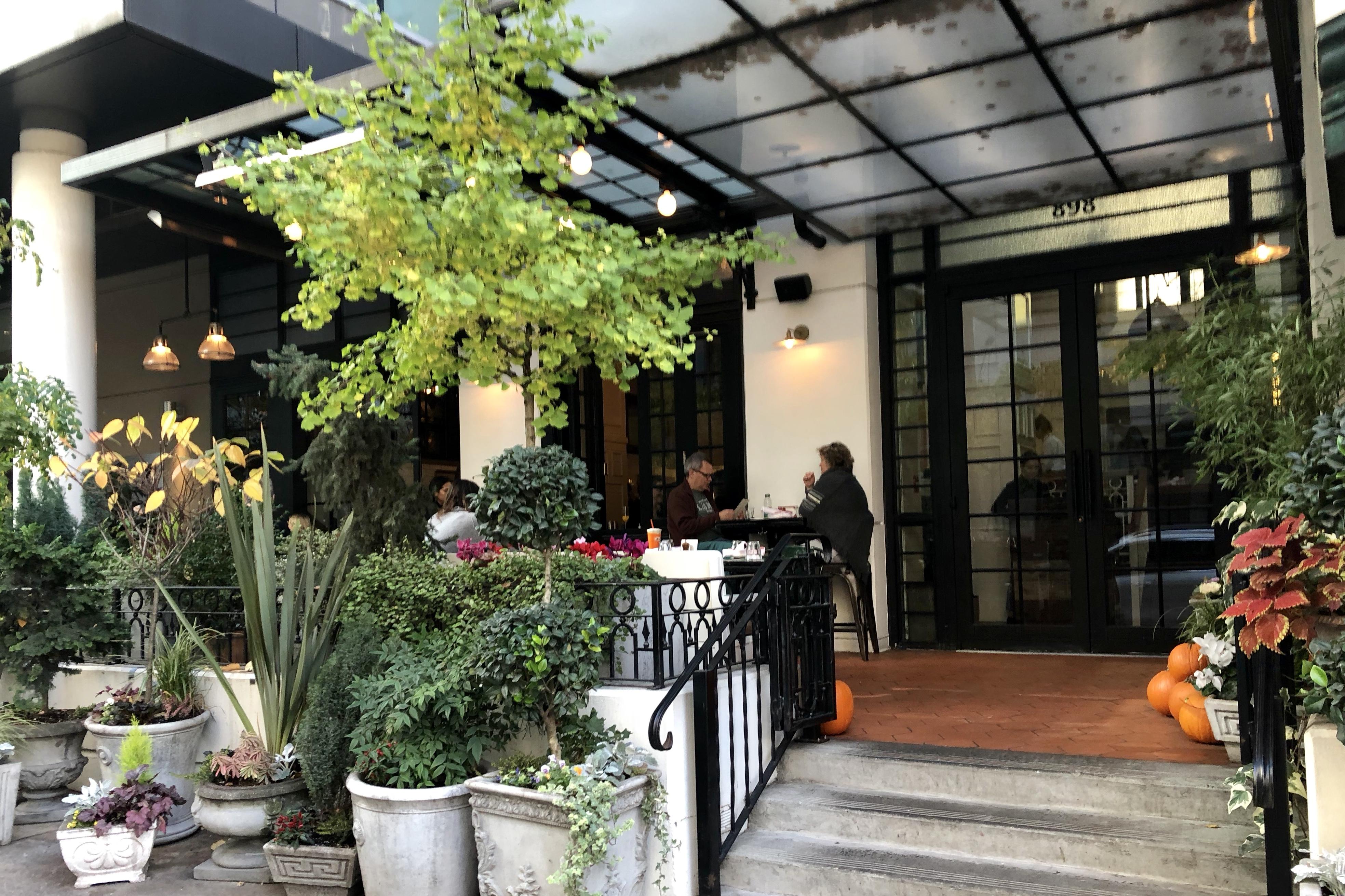Homer Street Cafe