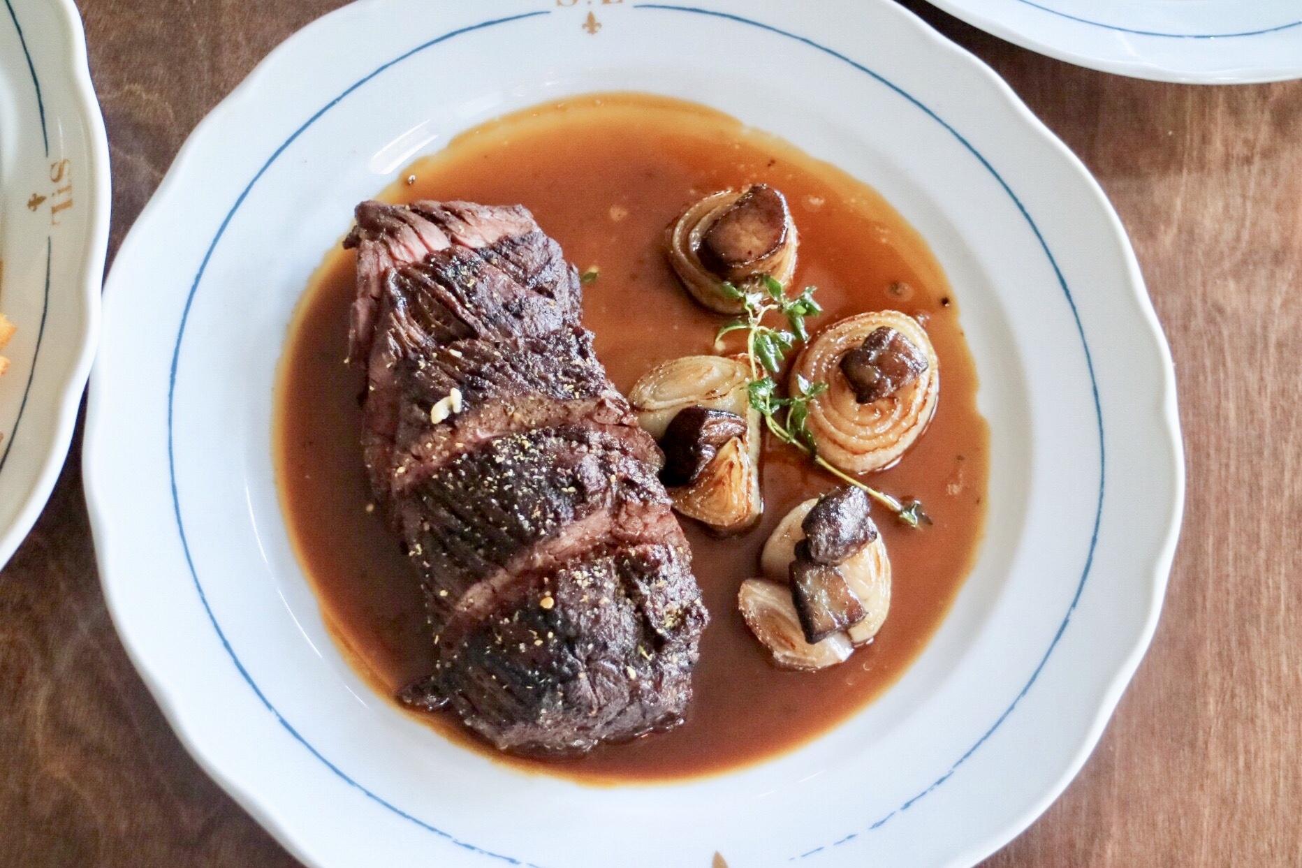 Steak St. Lawrence