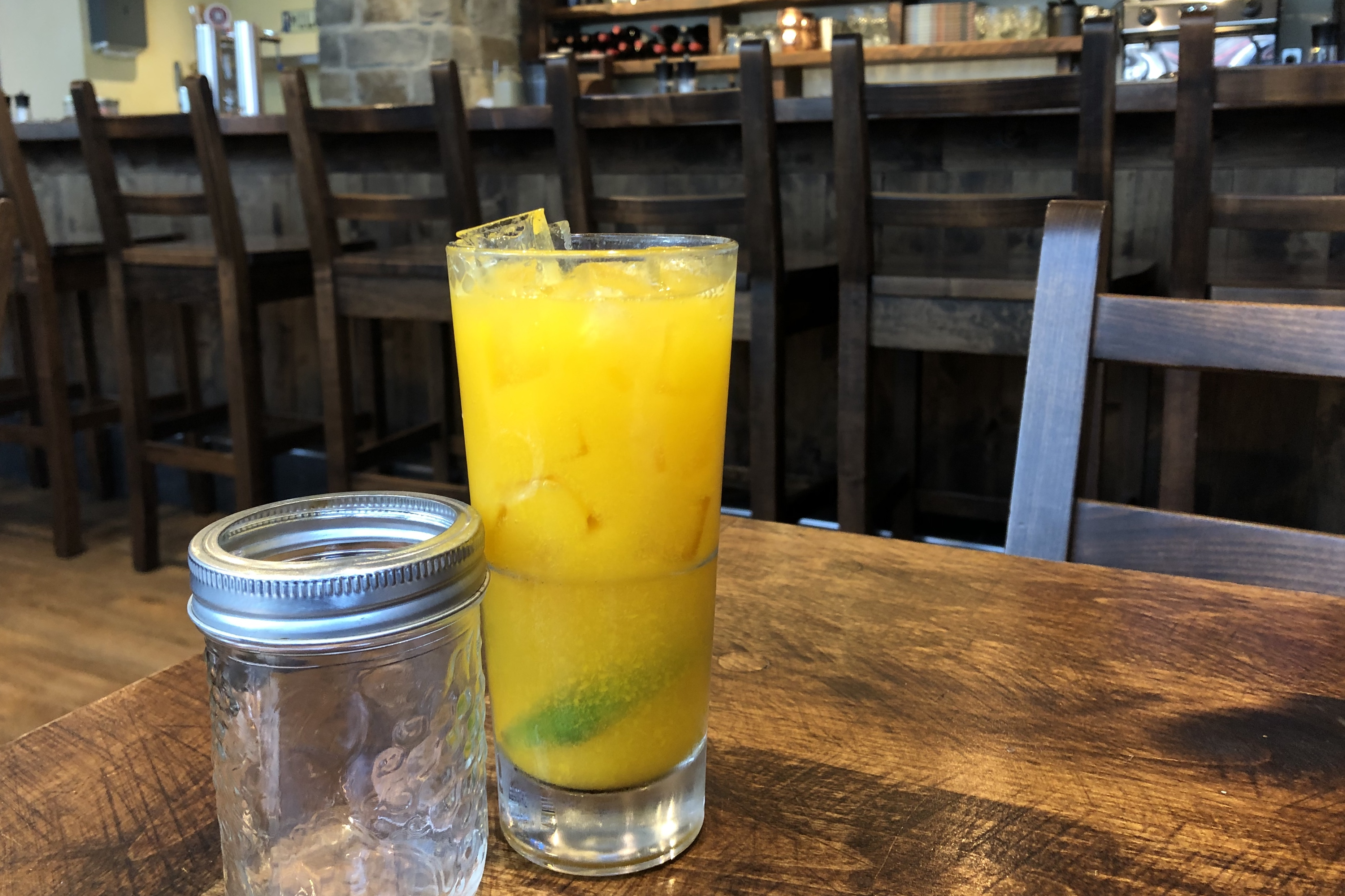Tall Mango Cooler