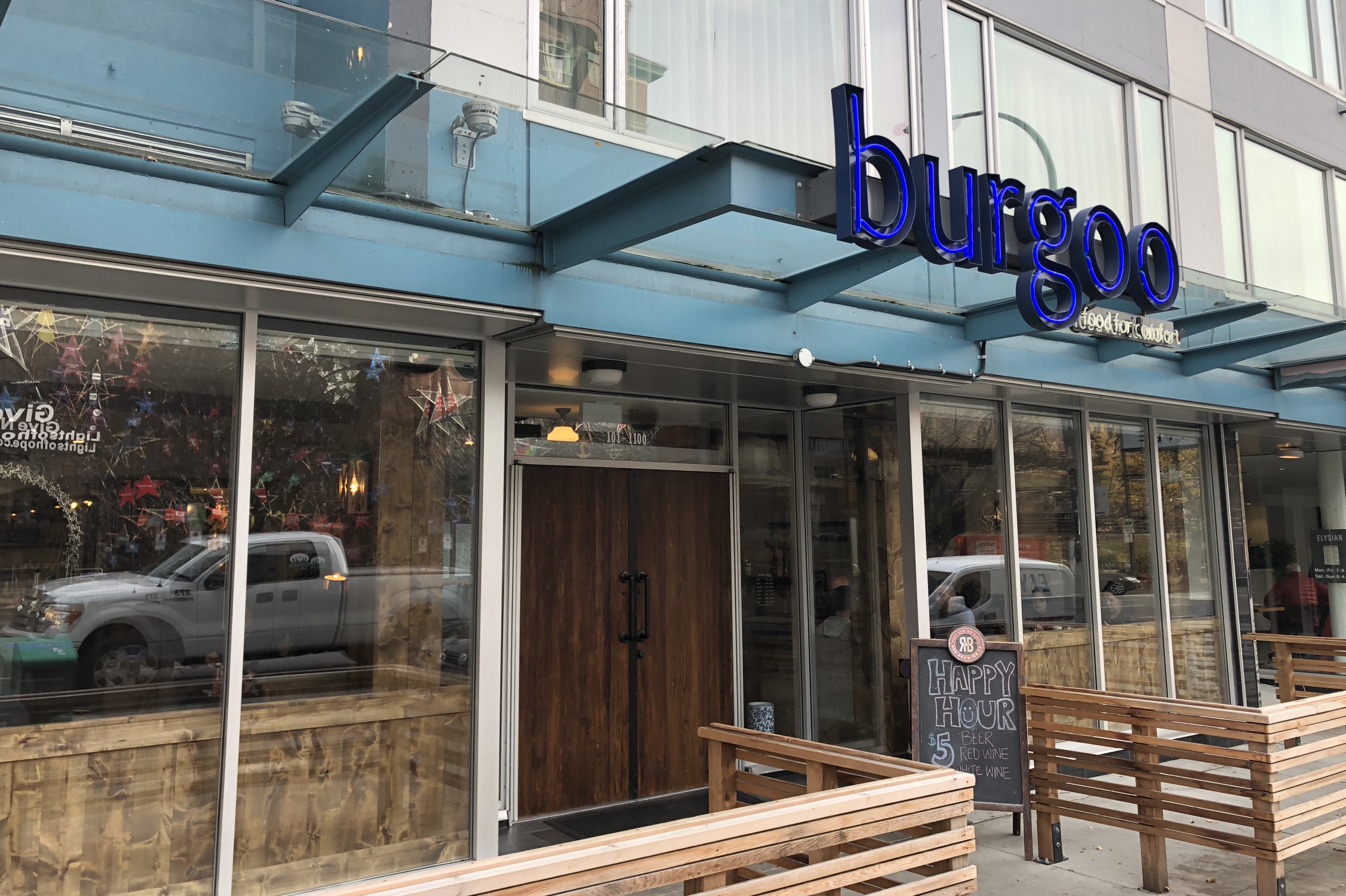 Burgoo on Burrard