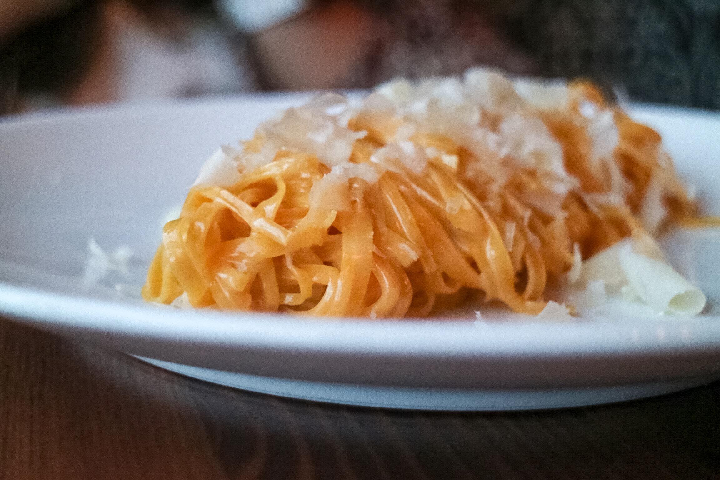 Cheese Tajarin