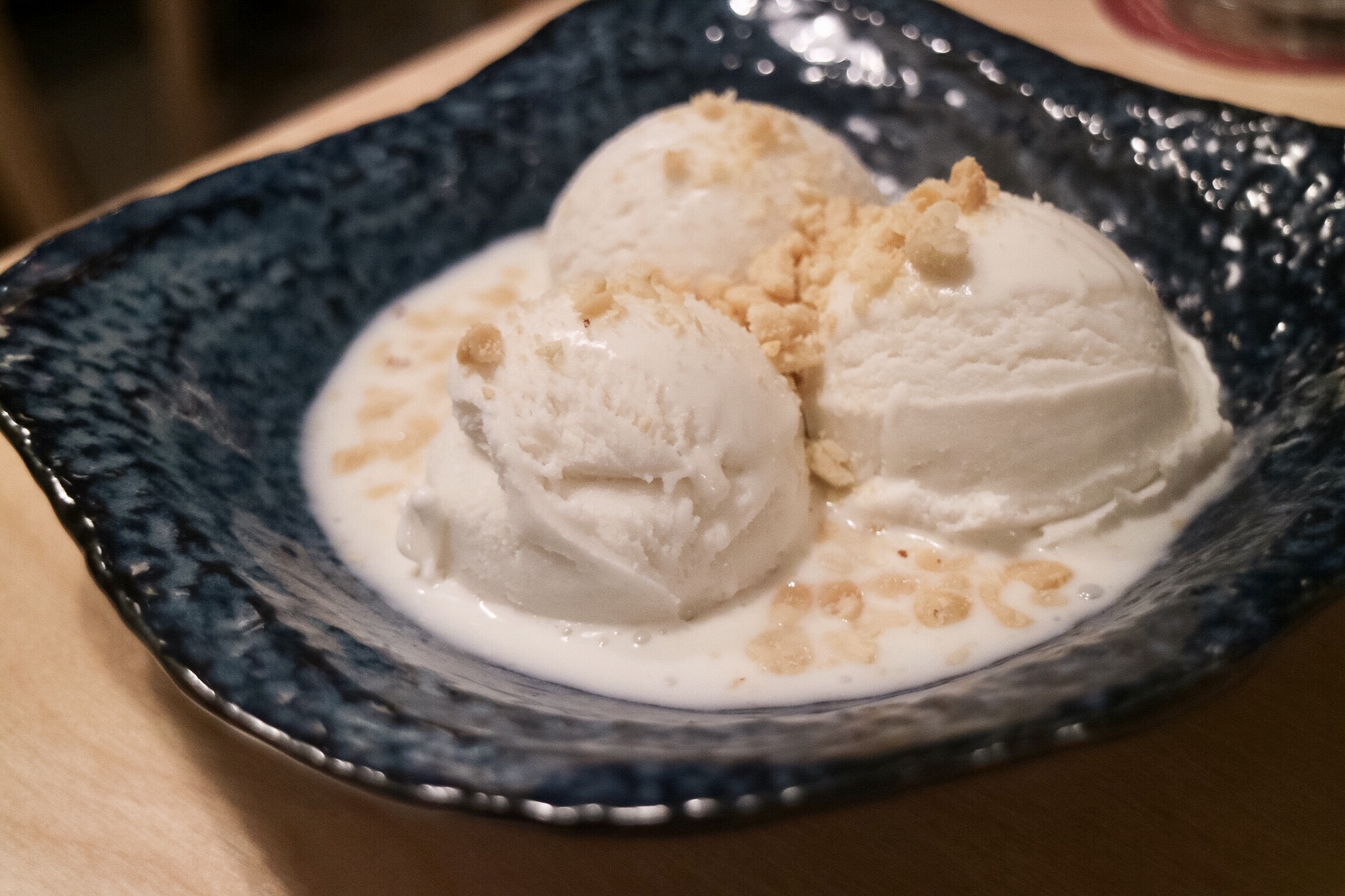 House-made Coconut Ice Cream