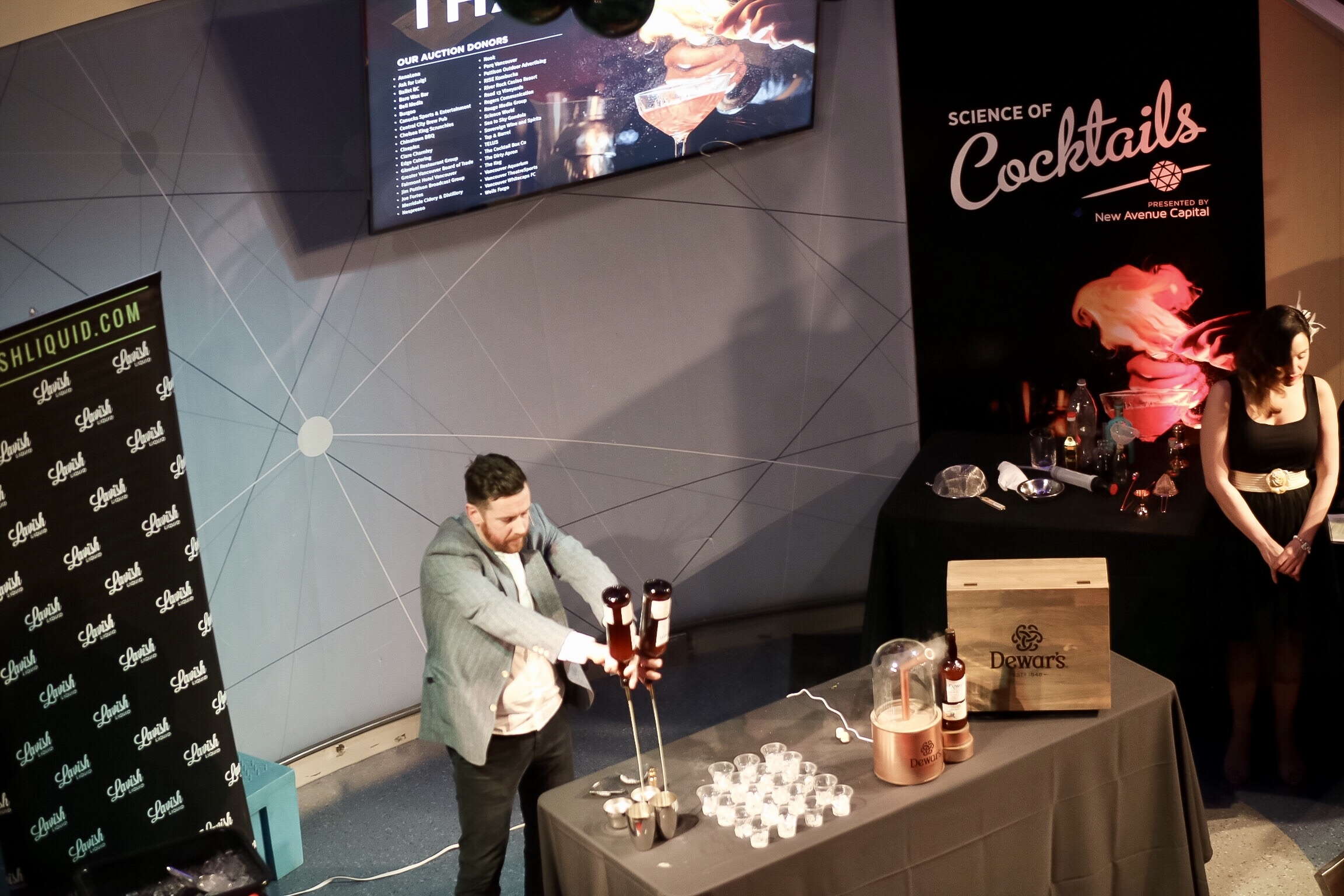 Science of Cocktails 2019