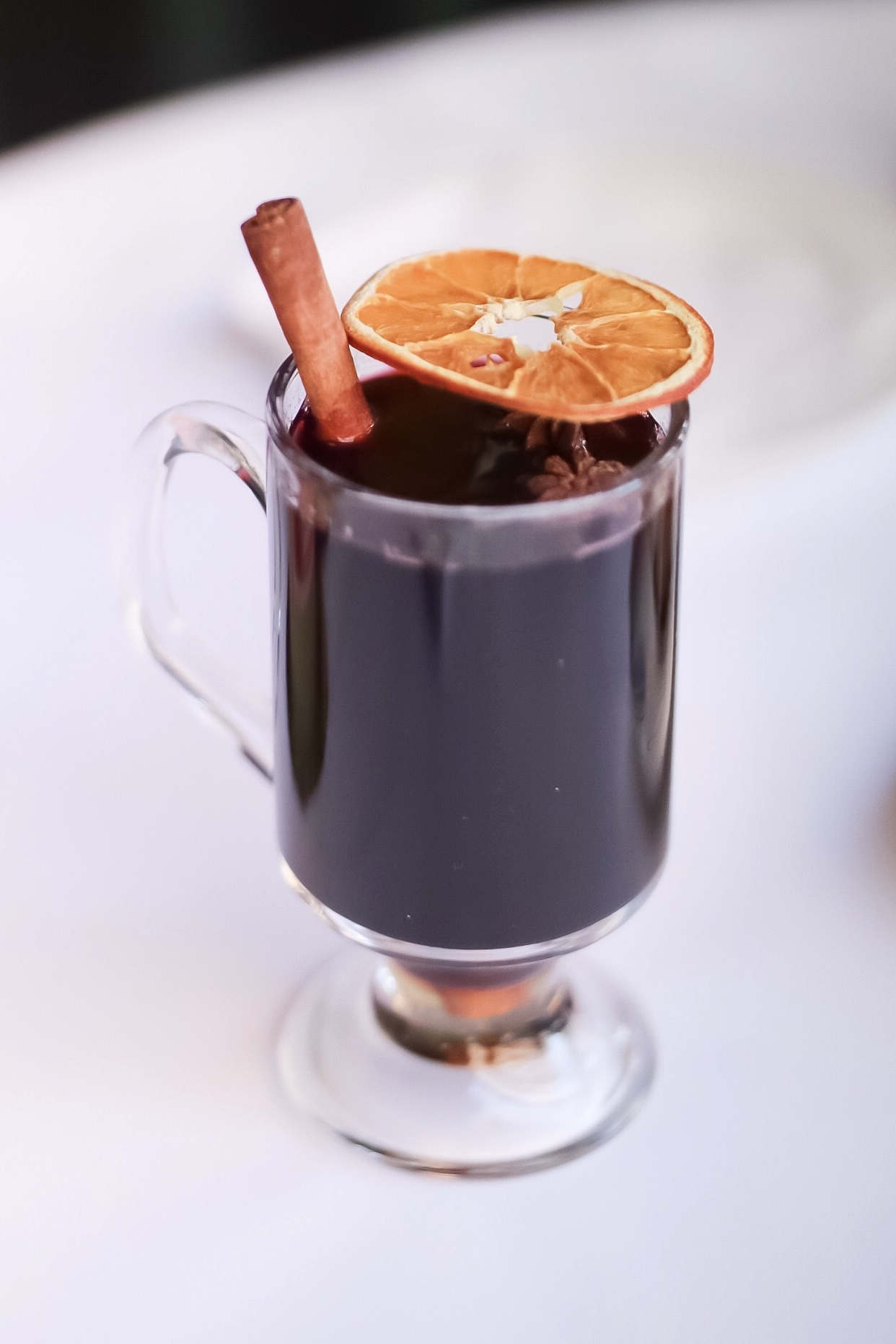 """Isabel's Mulled Wine will warm your soul"""