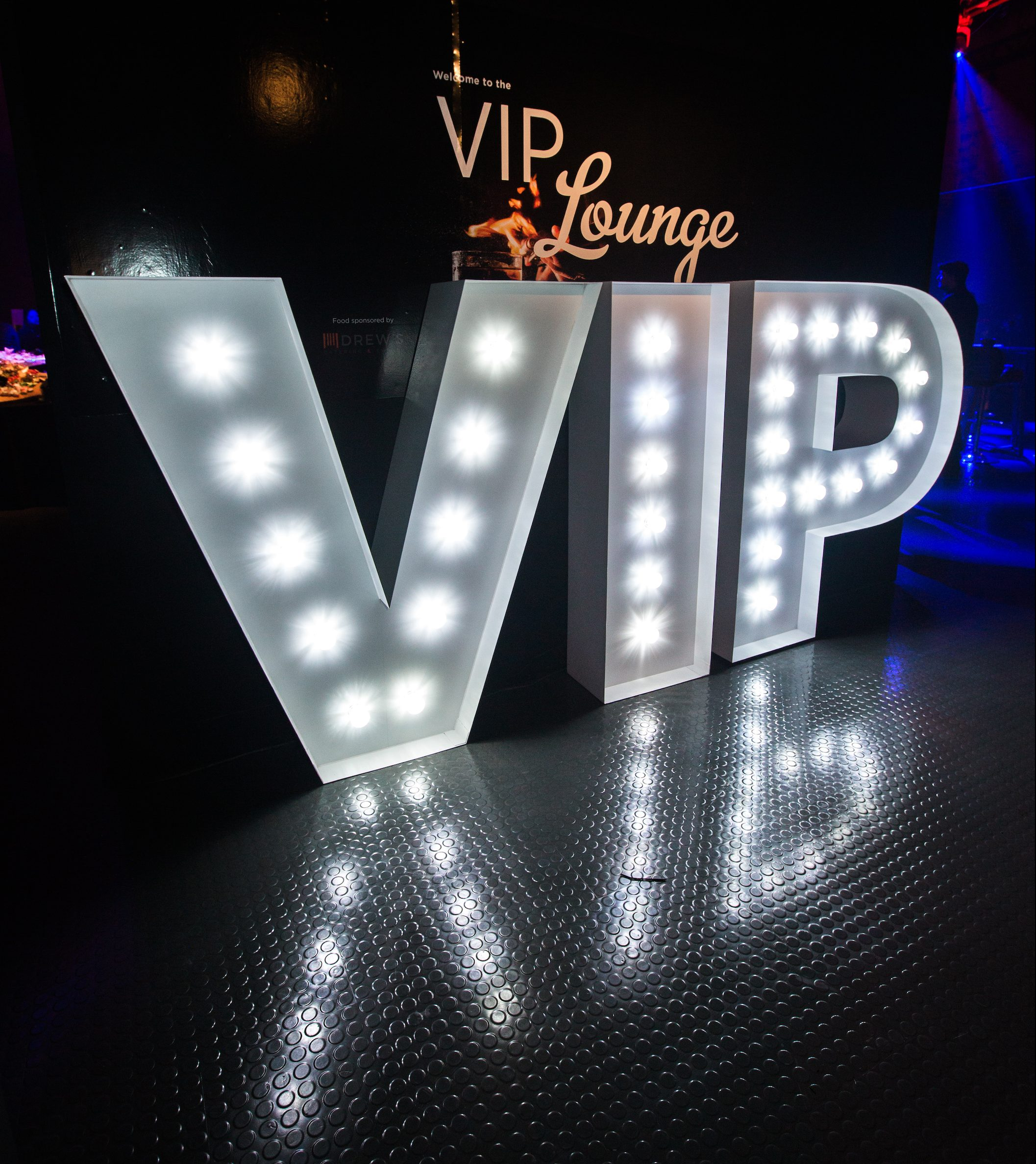 VIP Lounge photo by Isabella Sarmiento
