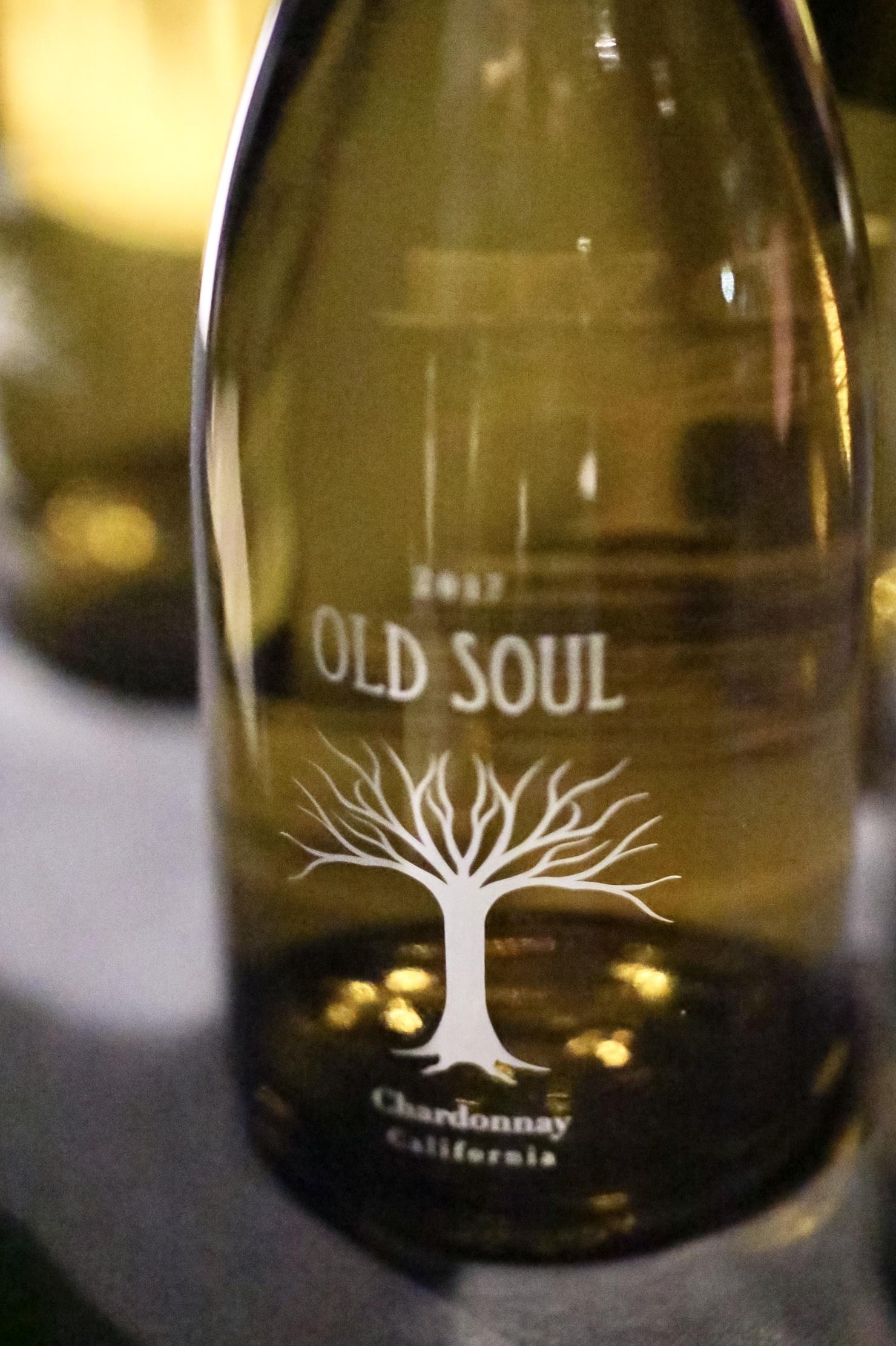 Old Soul Chardonnay 2017
