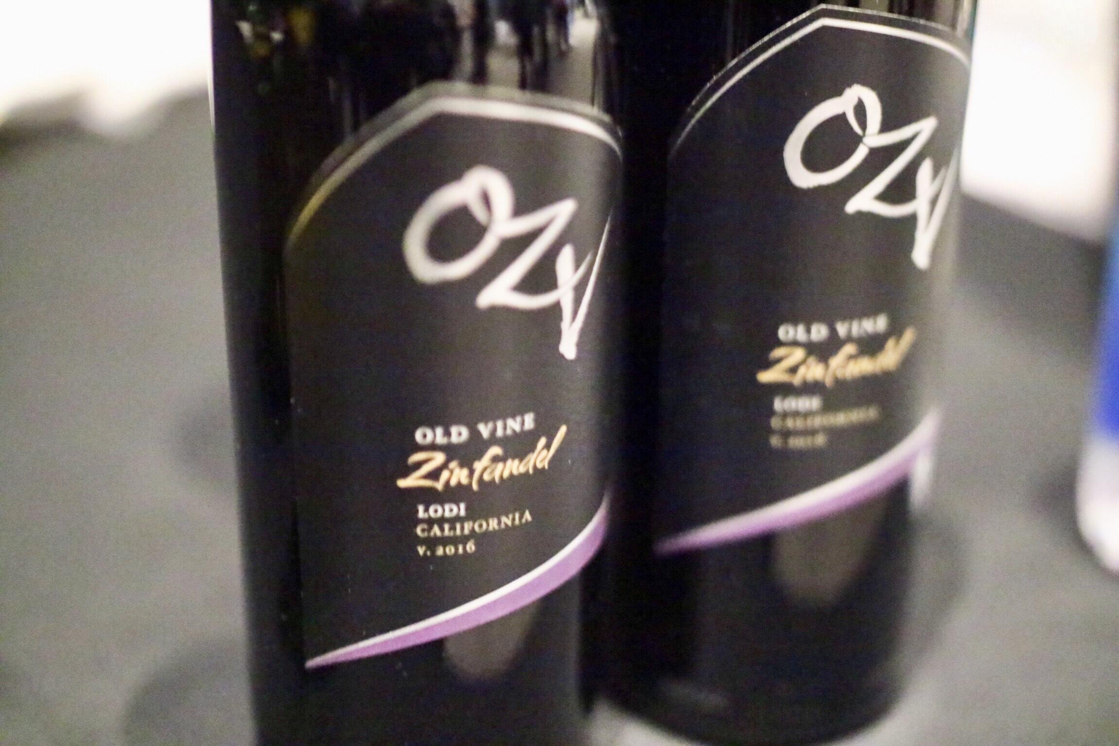 OZV Old Vine Zinfandel 2017