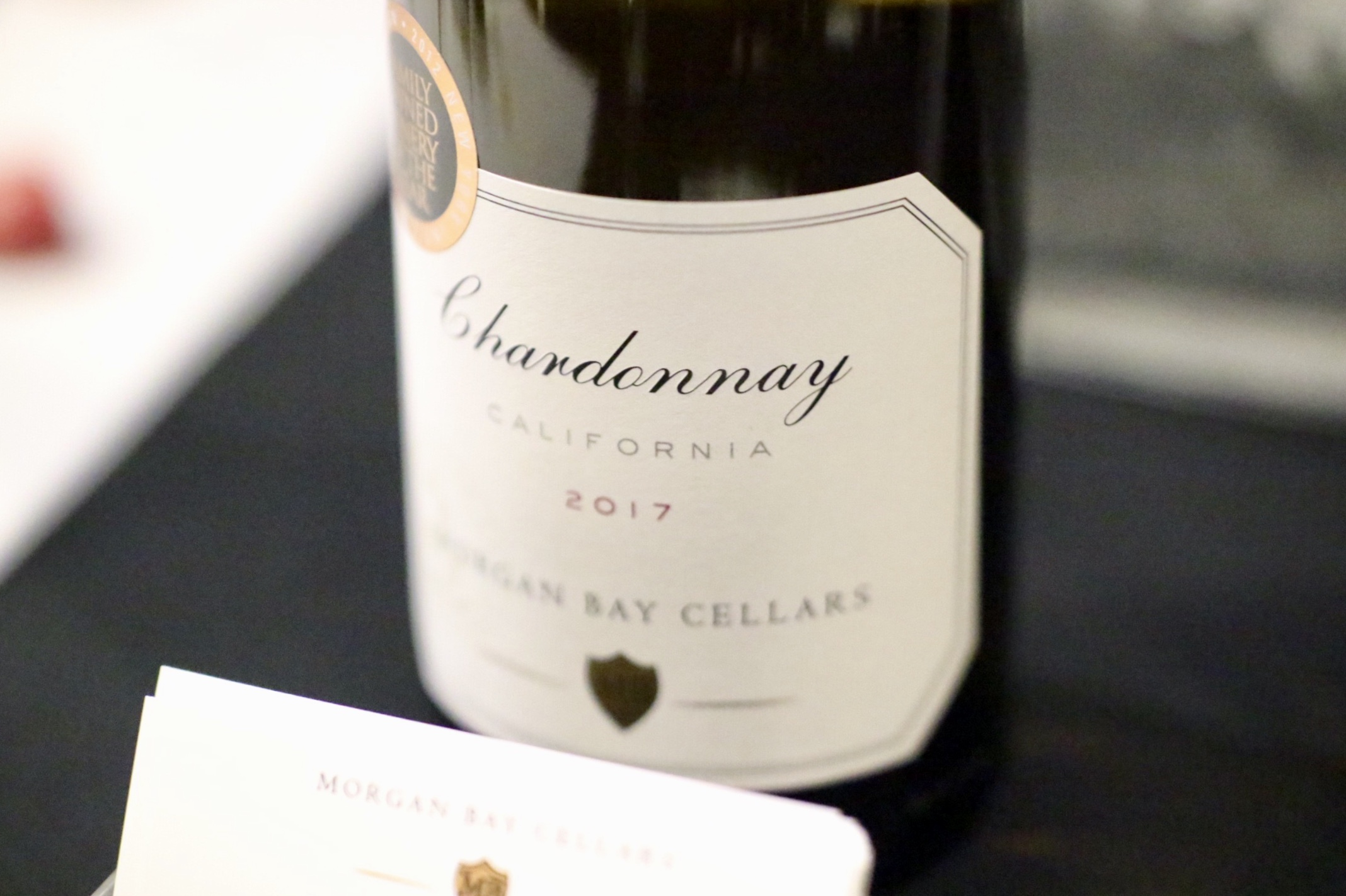 Morgan Bay California Chardonnay 2017