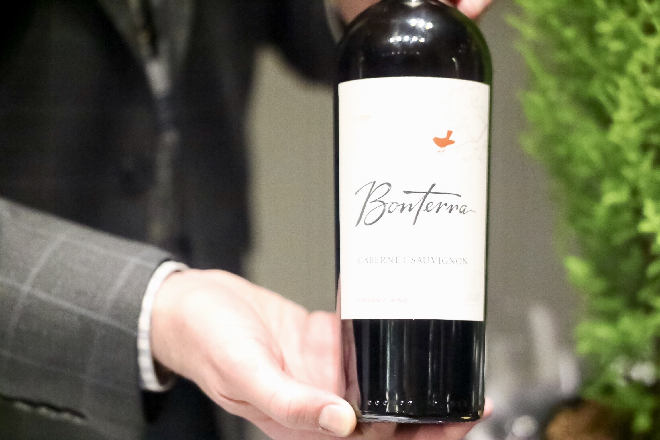 Bonterra Organic Cabernet Sauvignon 2016