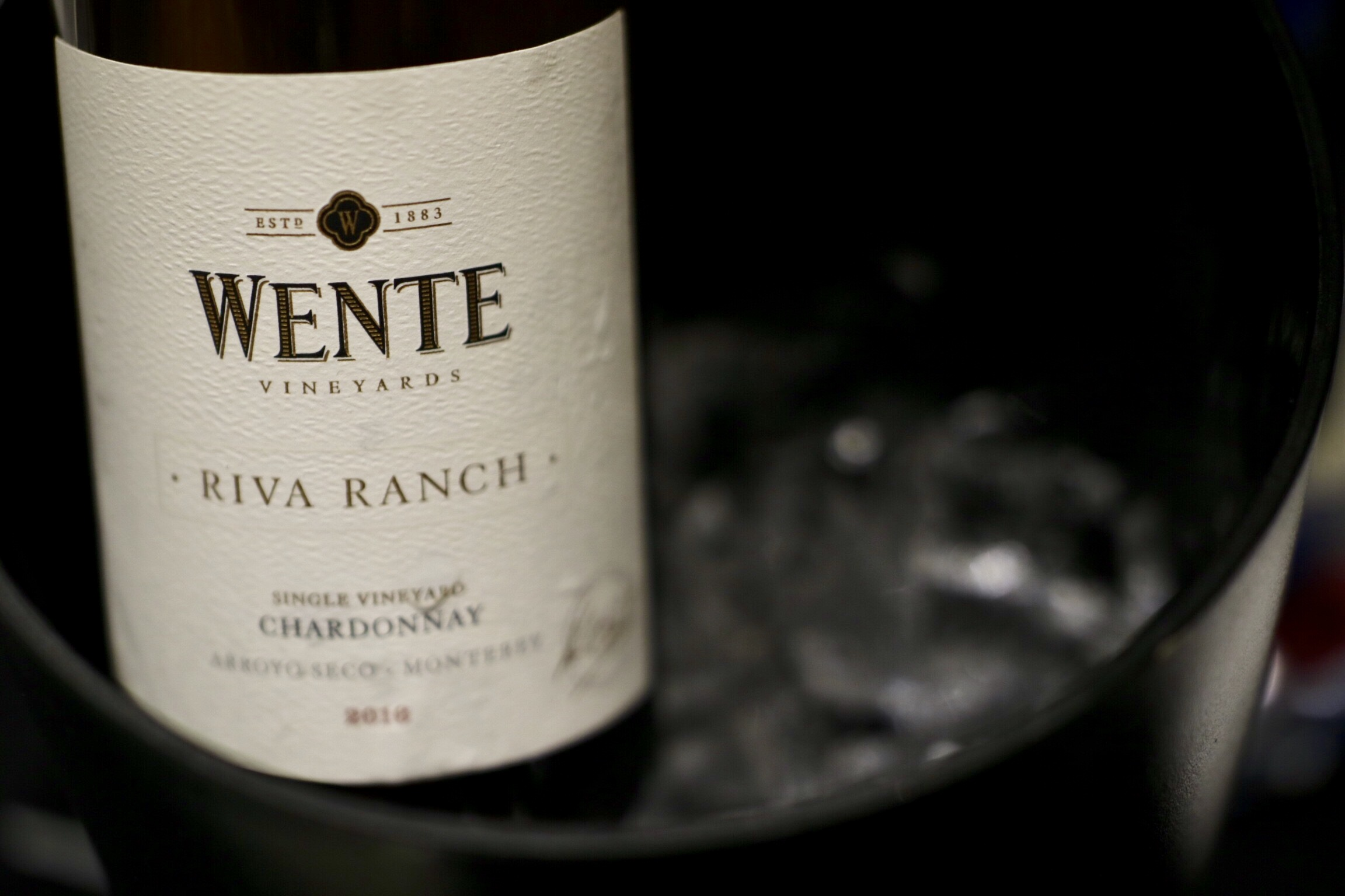 Riva Ranch Single Vineyard Chardonnay 2016