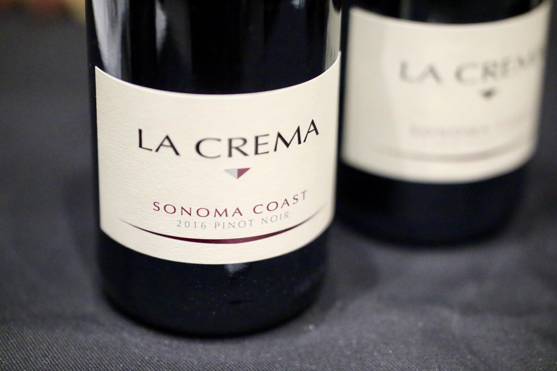 La Crema Coast Pinot Noir 2016