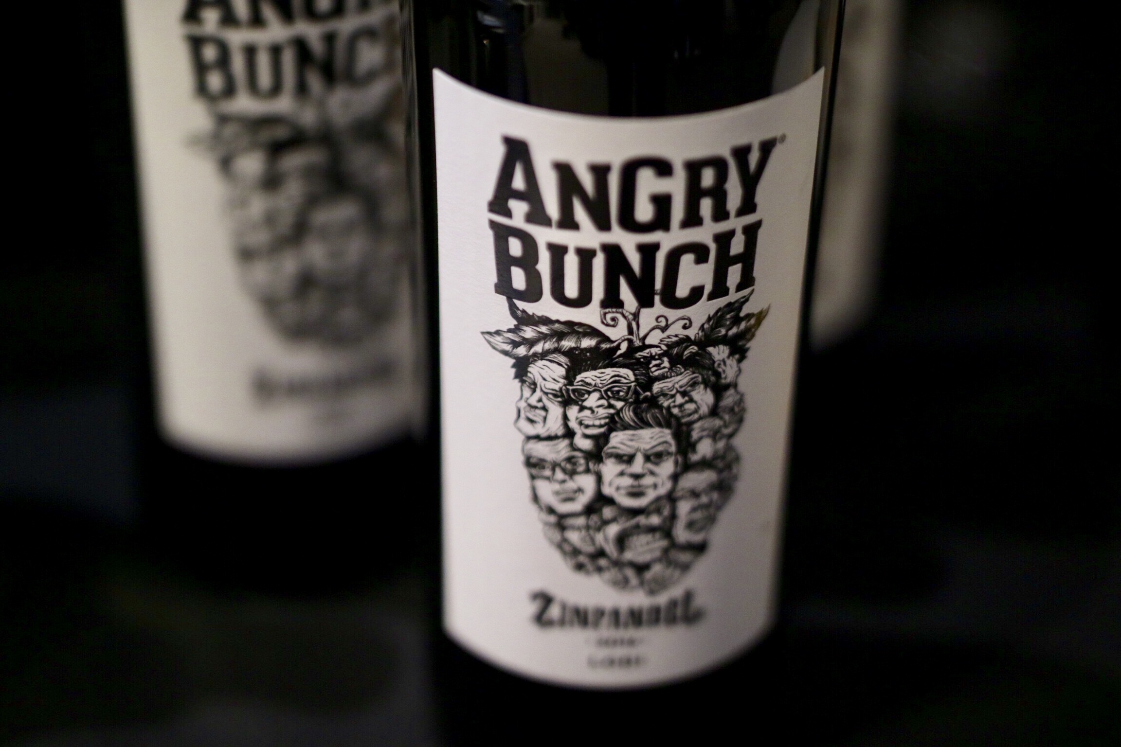 Angry Bunch Zinfandel 2016