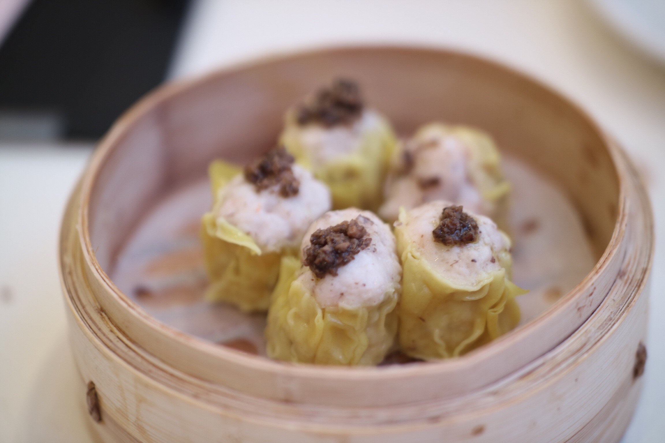 Black Truffle Pork & Shrimp Dumpling