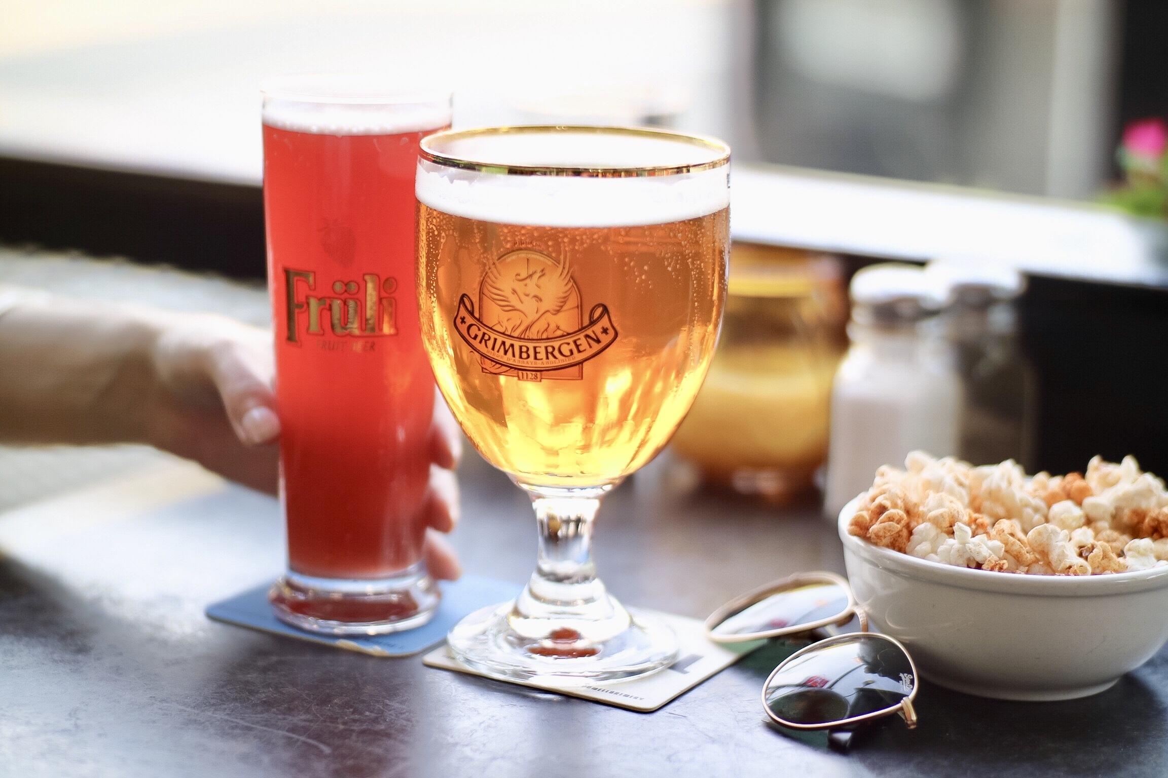 Belgian Beers at BierCraft