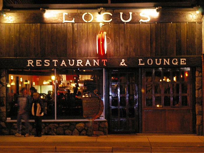 Locus Restaurants & Lounge