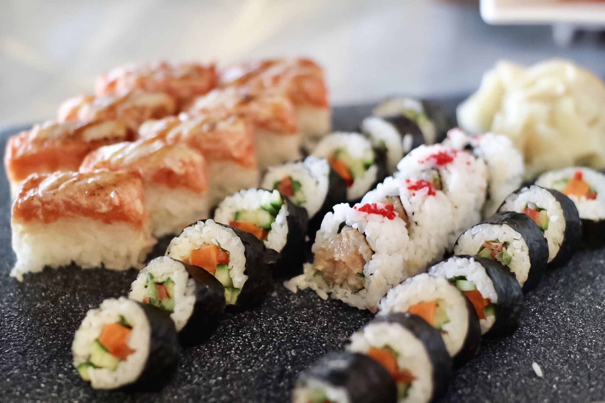 Assorted Sushi