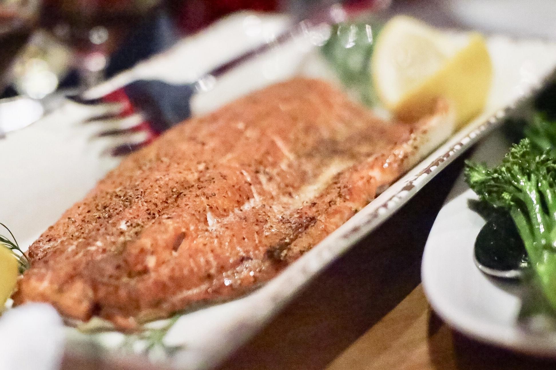 Heritage Sockeye Salmon